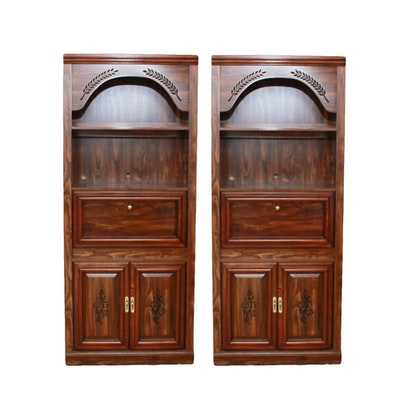 drop front secretary cabinets - Antique Cabinets
