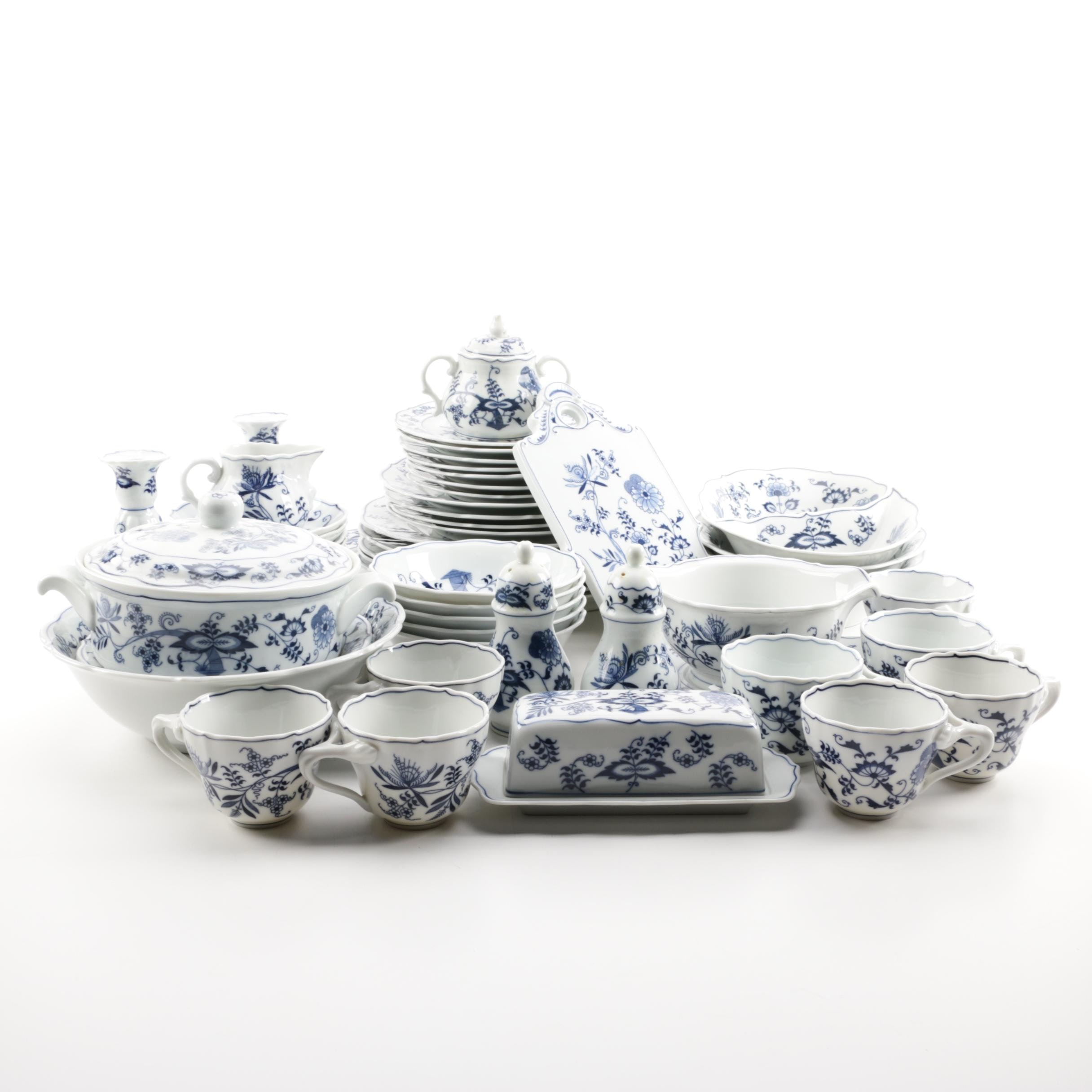 Blue Danube Porcelain Tableware