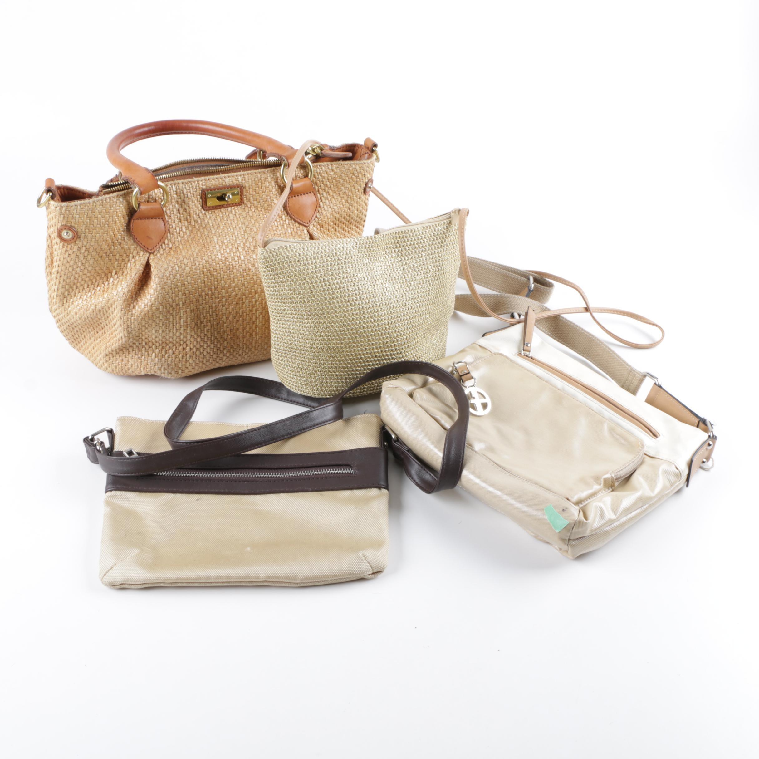 Handbags Including J. Crew, Giani Bernini and Funny Girl