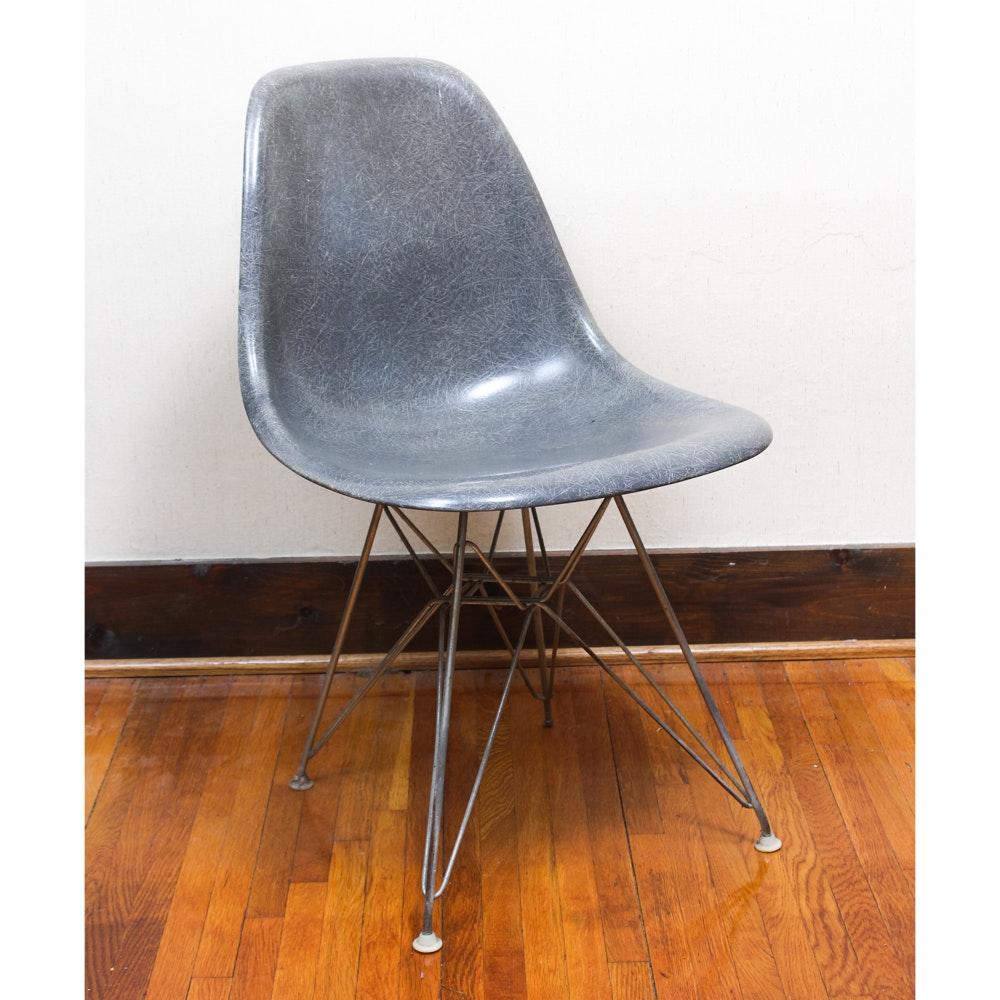 Vintage Herman Miller Fiberglass Chair