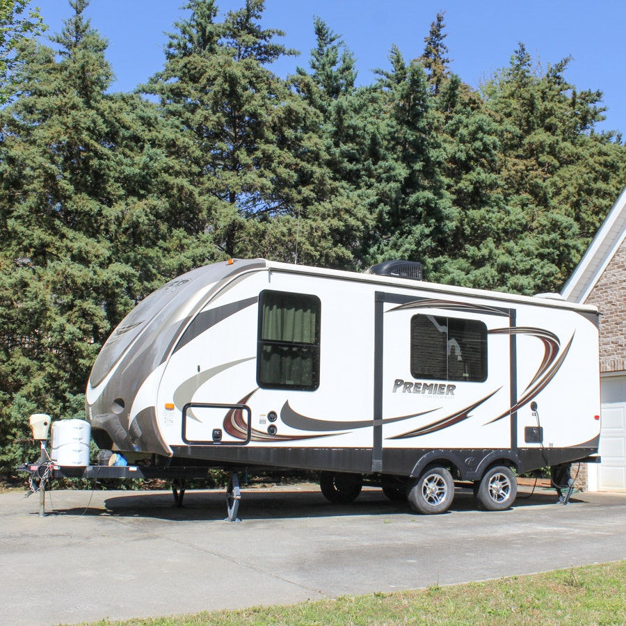 2014 Keystone Premier Ultra Lite by Bullet Travel Trailer