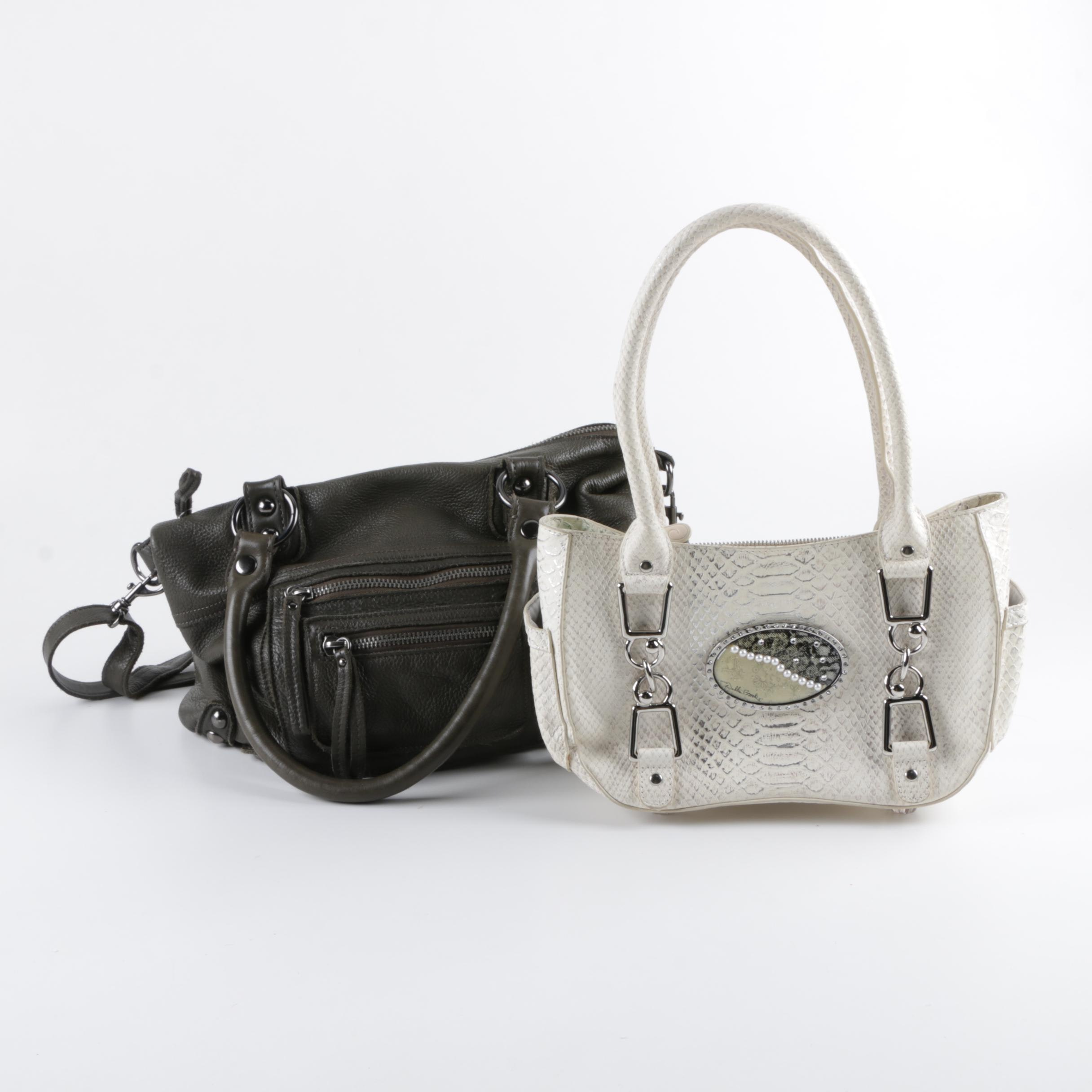 Linea Pelle Collection and Debbie Brooks of New York Leather Handbags