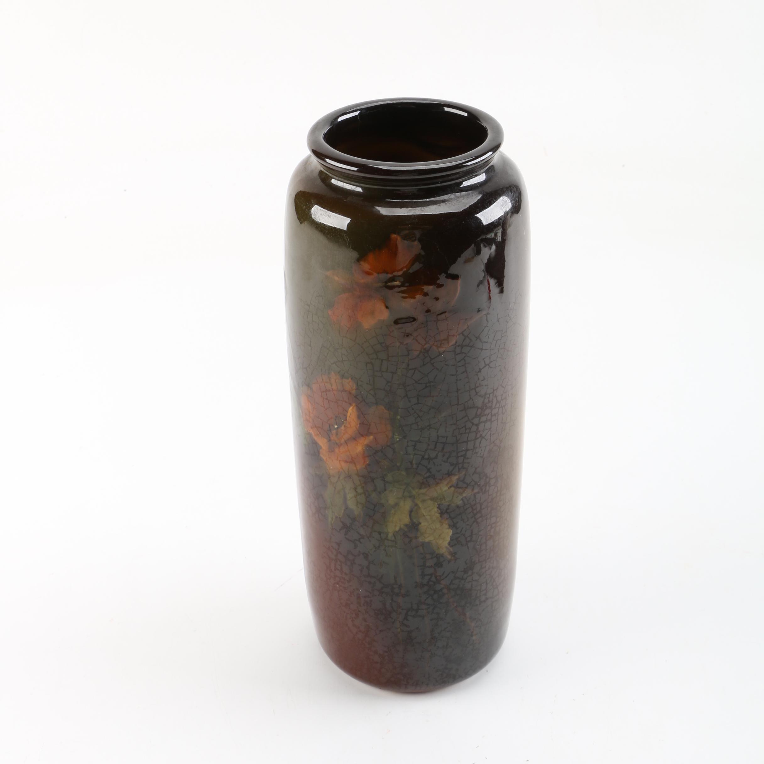 """Antique Weller Pottery """"Louwelsa"""" Vase"""