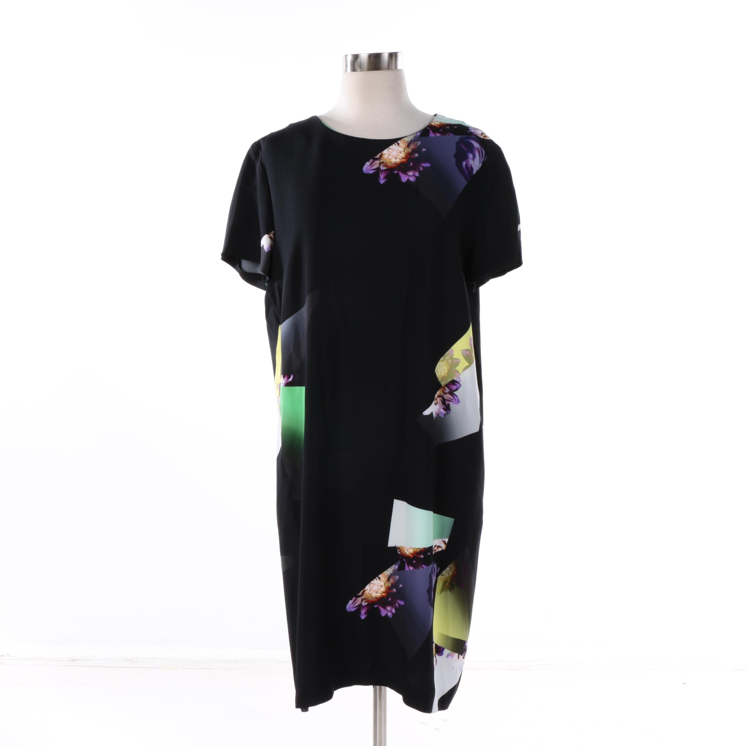 Women's Etro Multicolor Print Dress