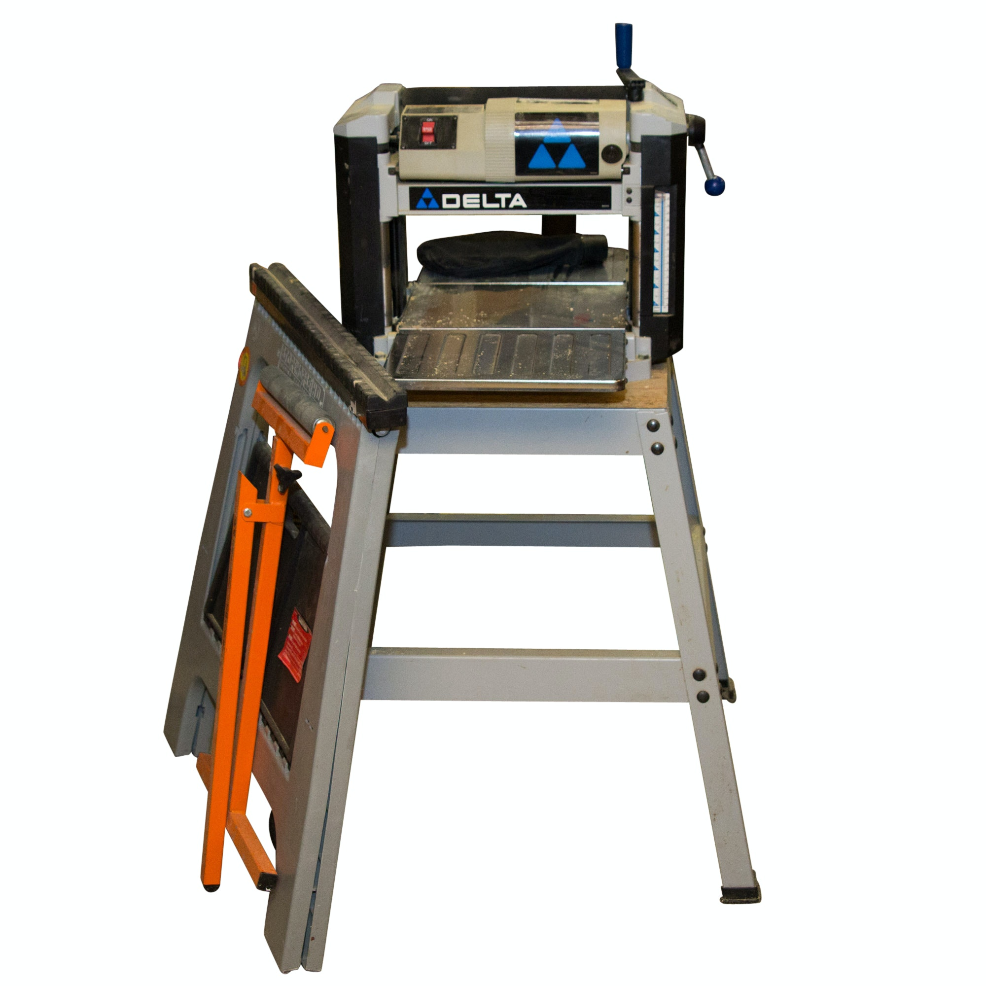 Delta Two Speed Finishing Planer