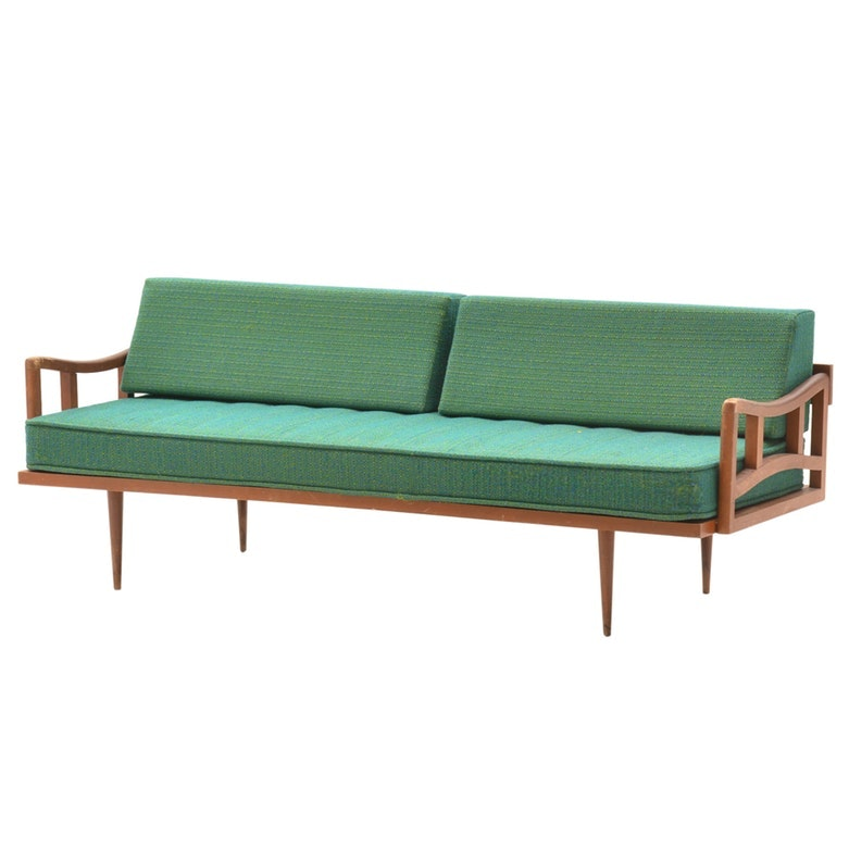 Mid Century Modern Daybed/Studio Couch
