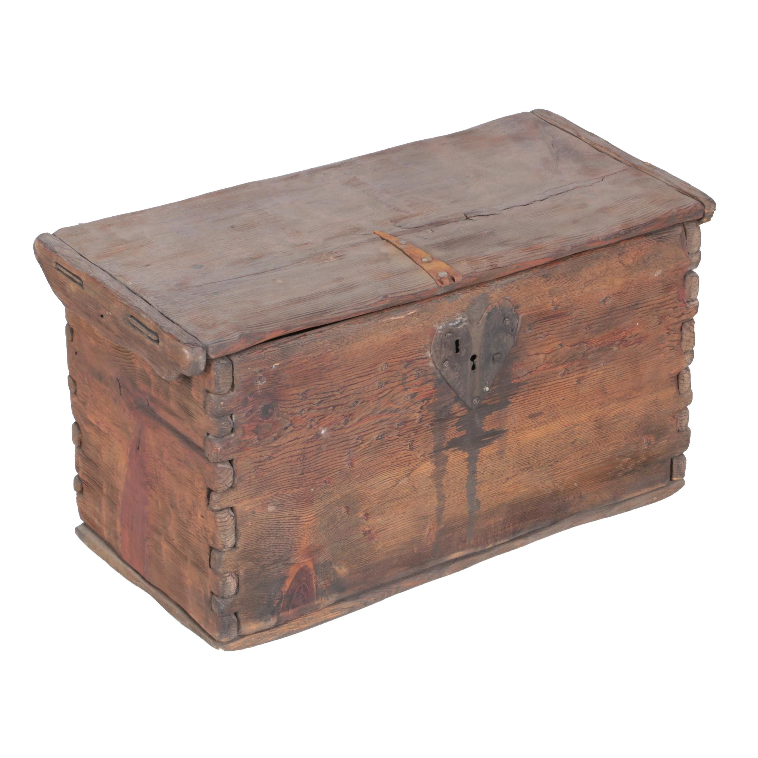 Antique, Primitive Small Chest