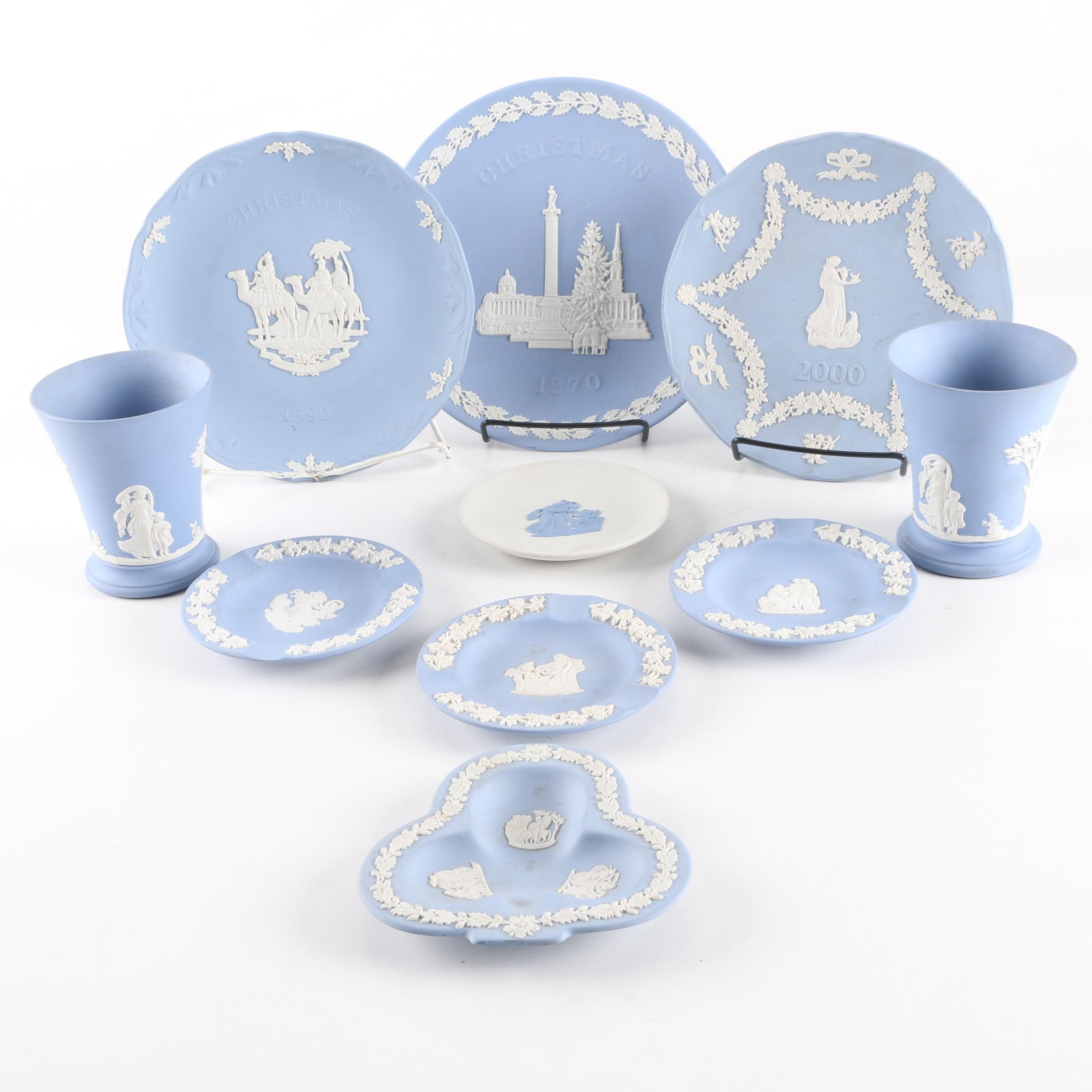 Wedgwood Jasperware Including Vintage