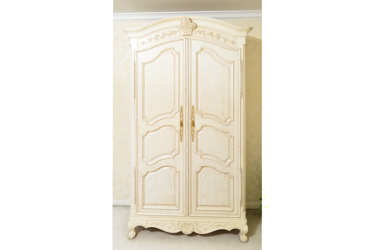 French Provincial Style Wardrobe by Century