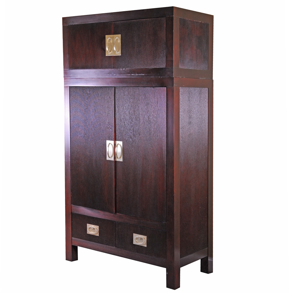 """Thomas O'Brien Collection"" Entertainment Cabinet by Hickory Chair Company"