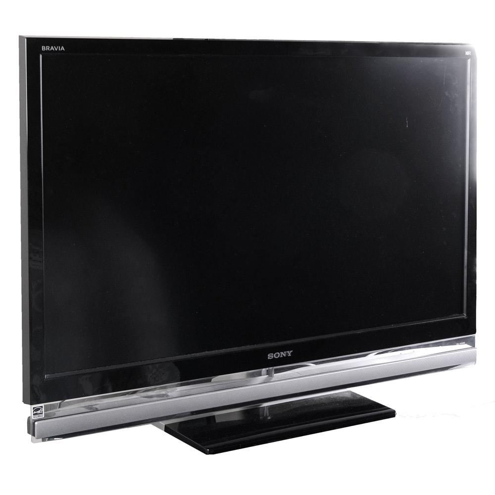 "Sony Bravia 40"" LCD HDTV"