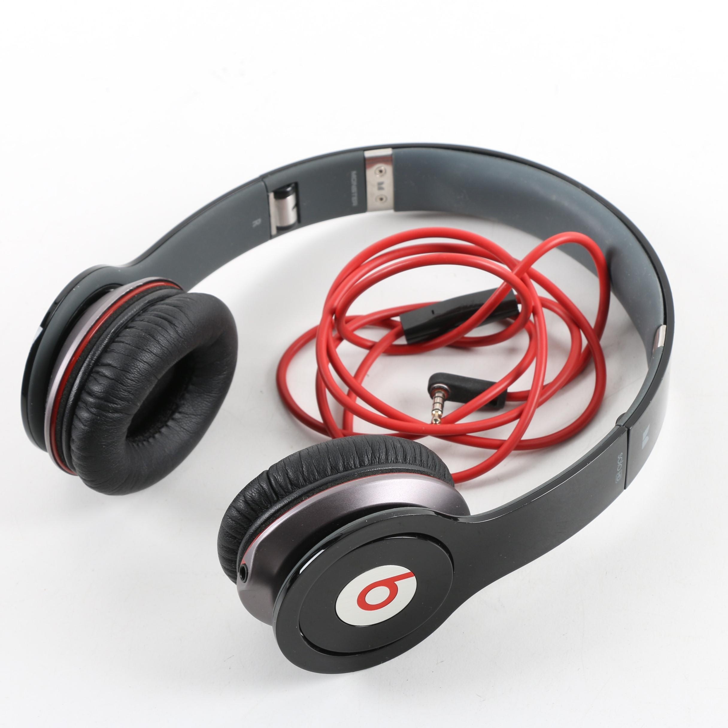 Monster Beats Solo by Dr. Dre Headphones