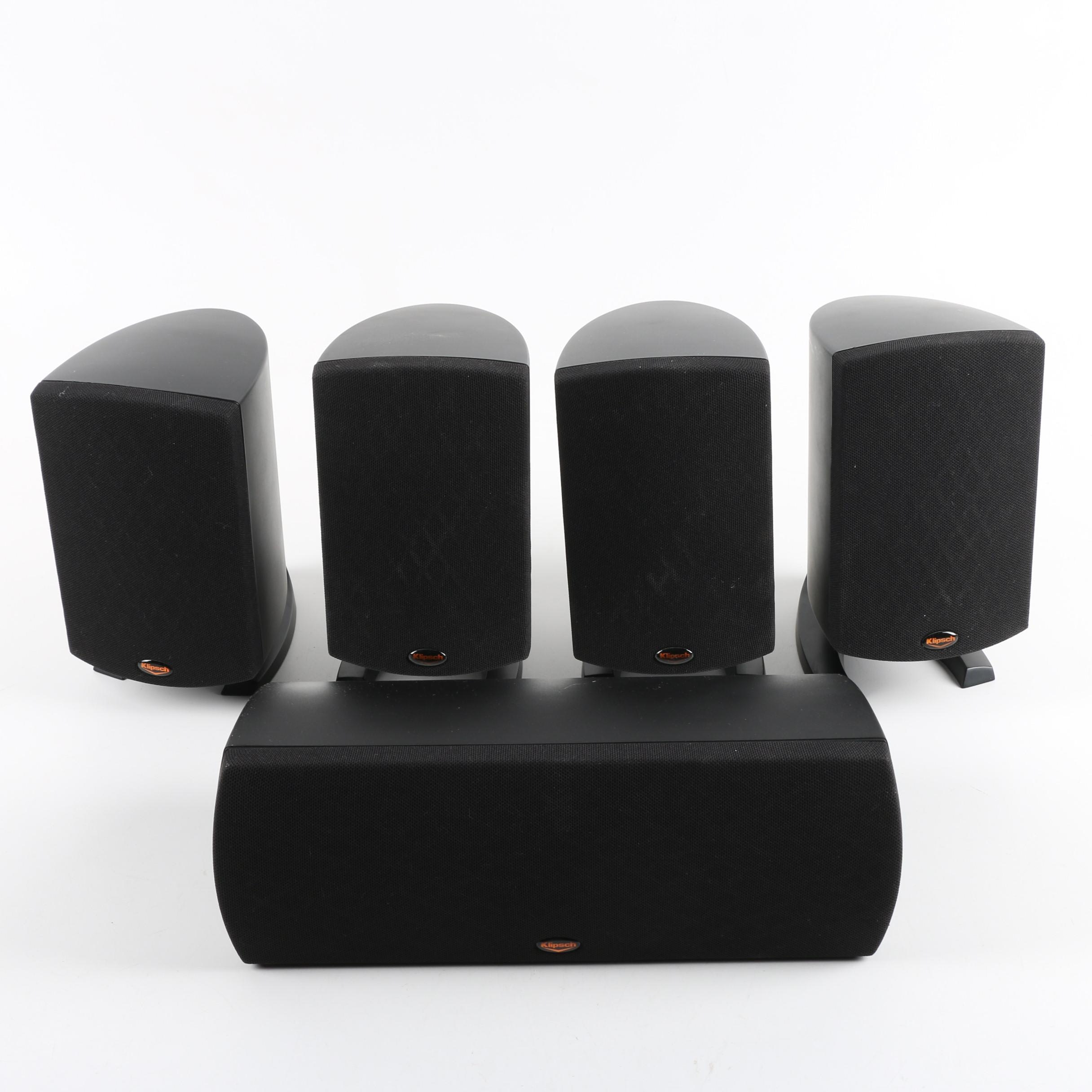 Klipsch Quintet II Home Theater Speaker System