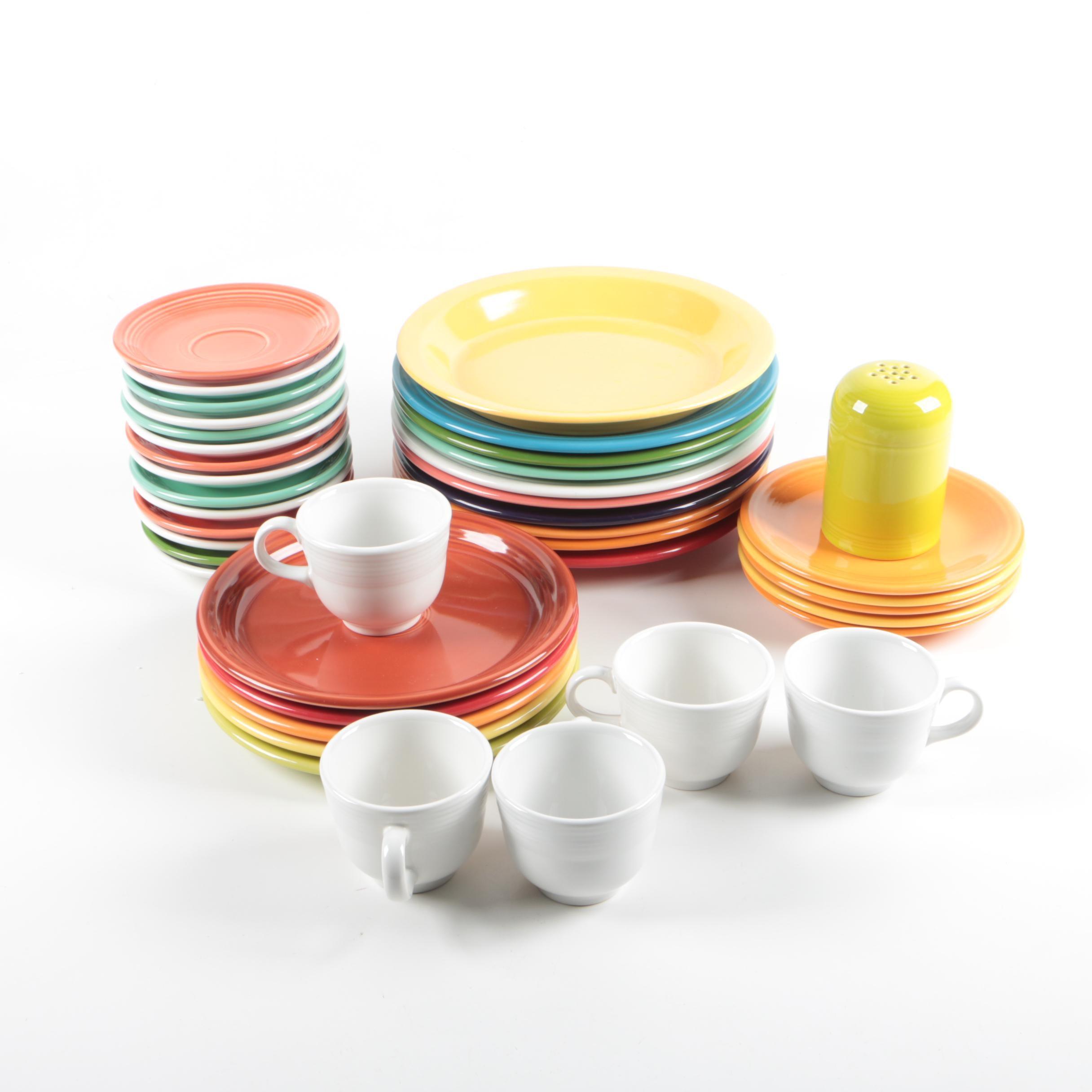 """Homer Laughlin""""Fiesta Ware"""" Tableware"""