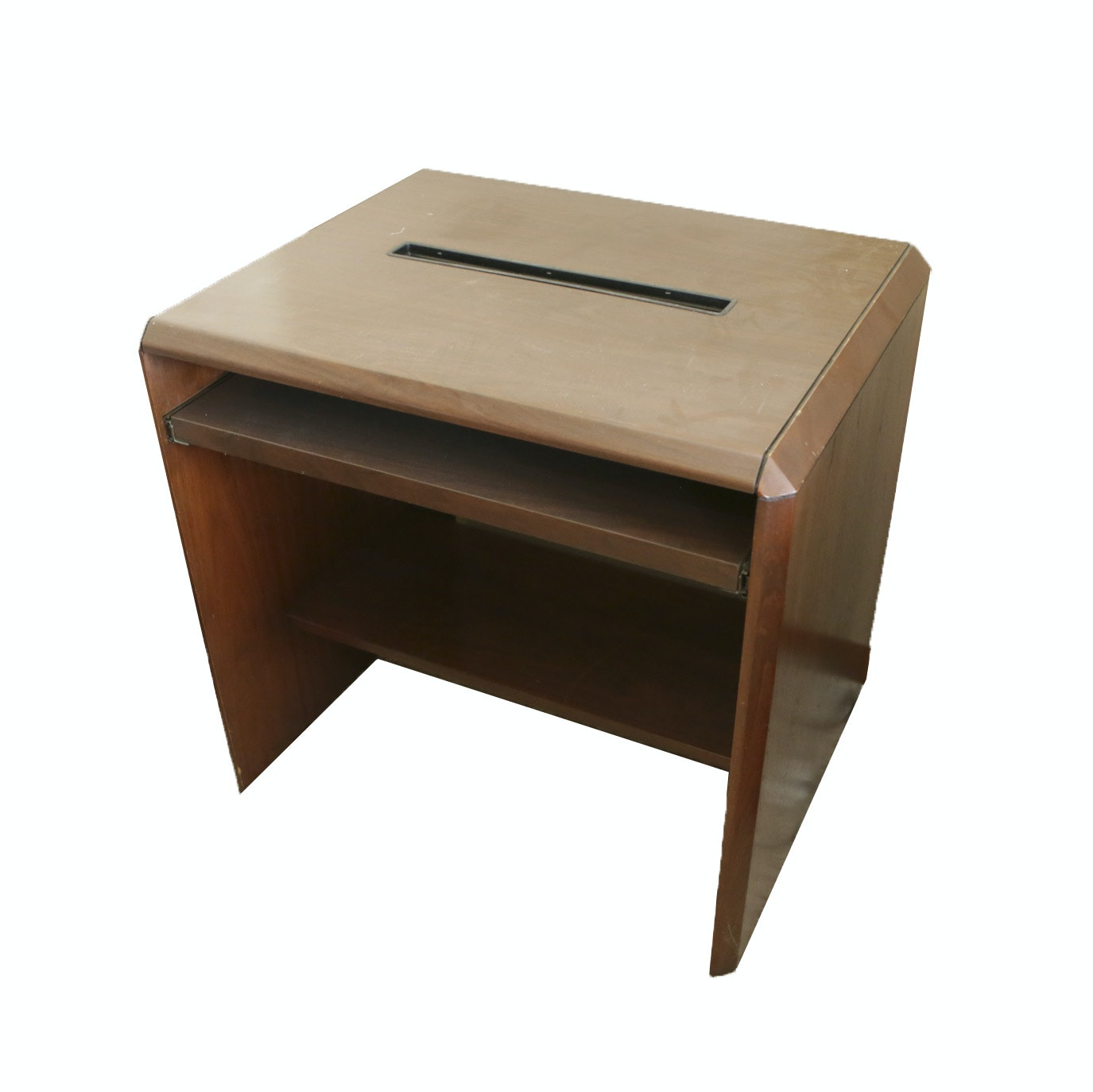 Contemporary Printer Table
