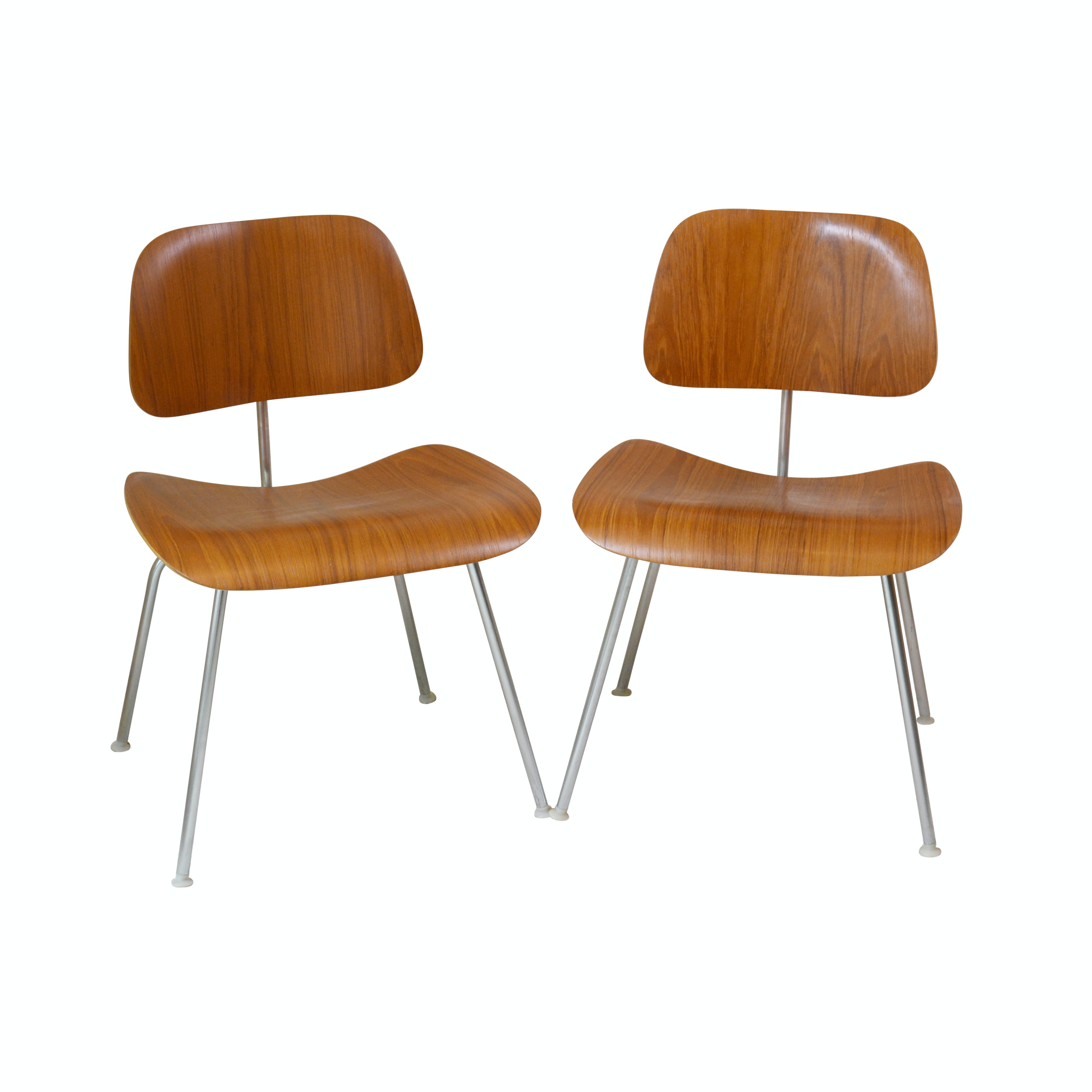 Eames Molded Plywood Accent Chairs