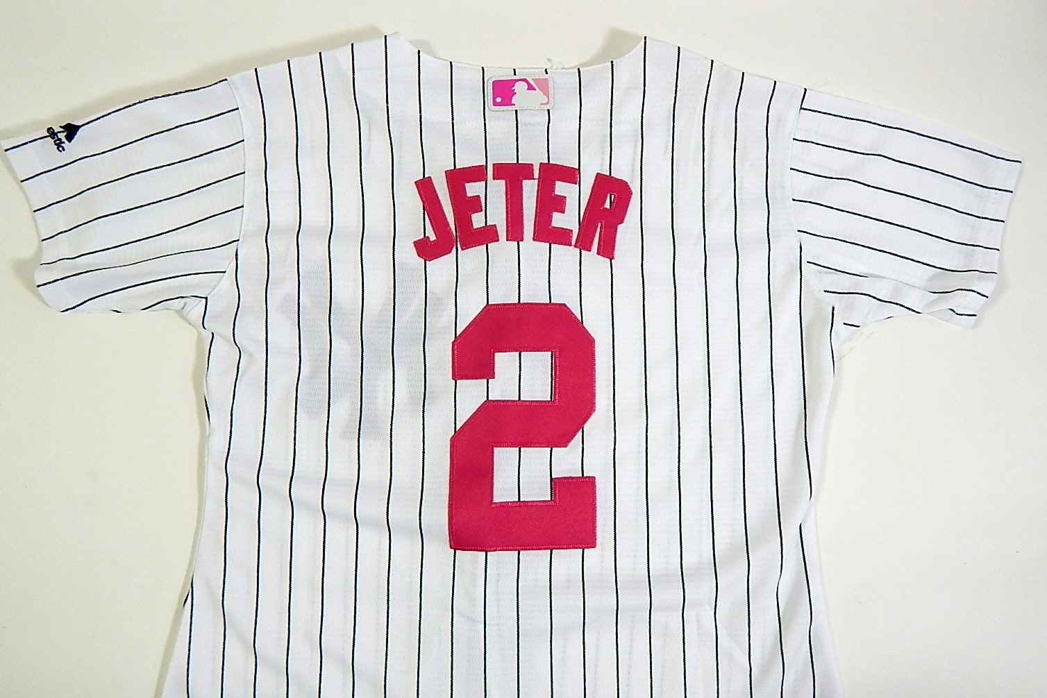 Womens Yankees Derek Jeter Jersey with Tags