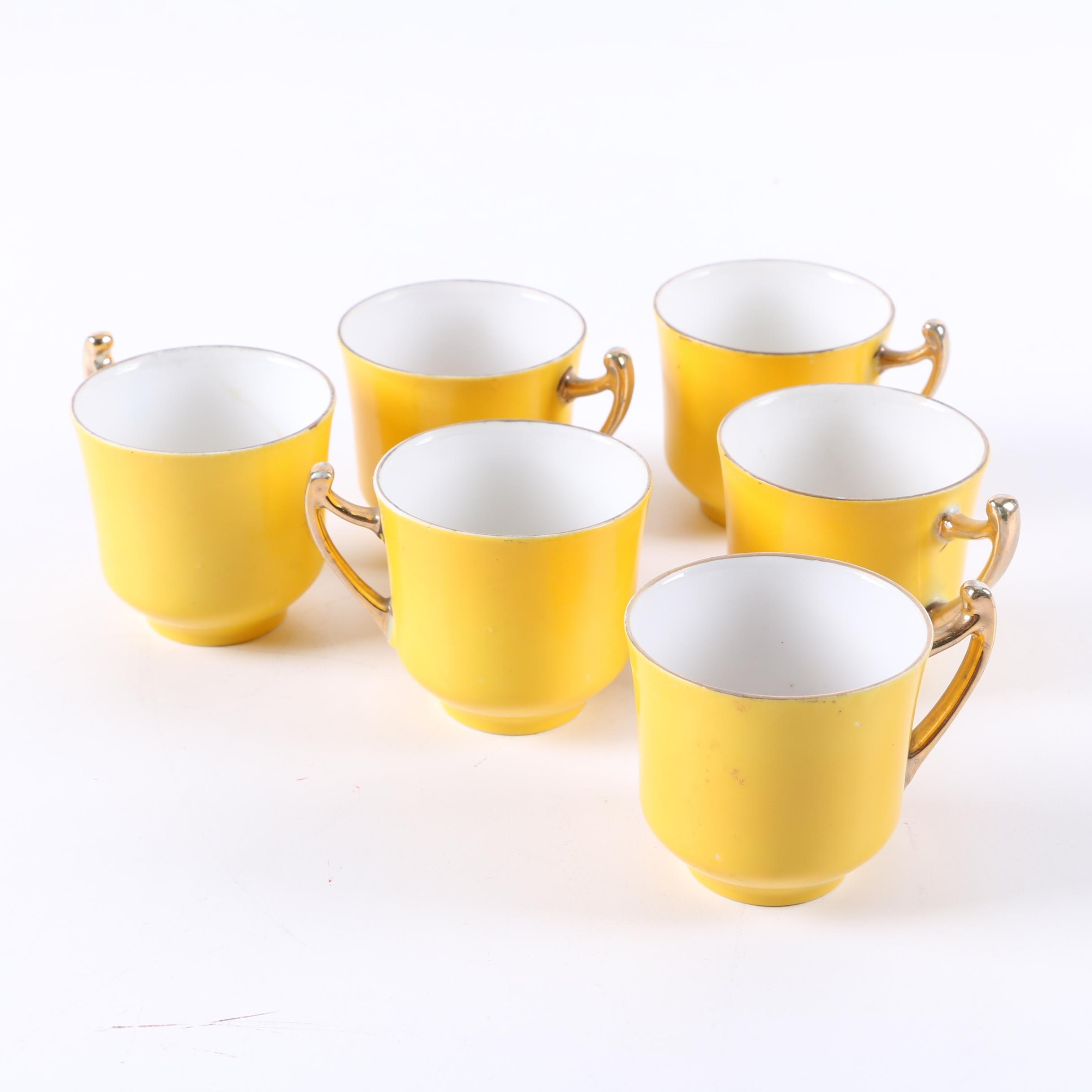 Old Castle Japanese Cups
