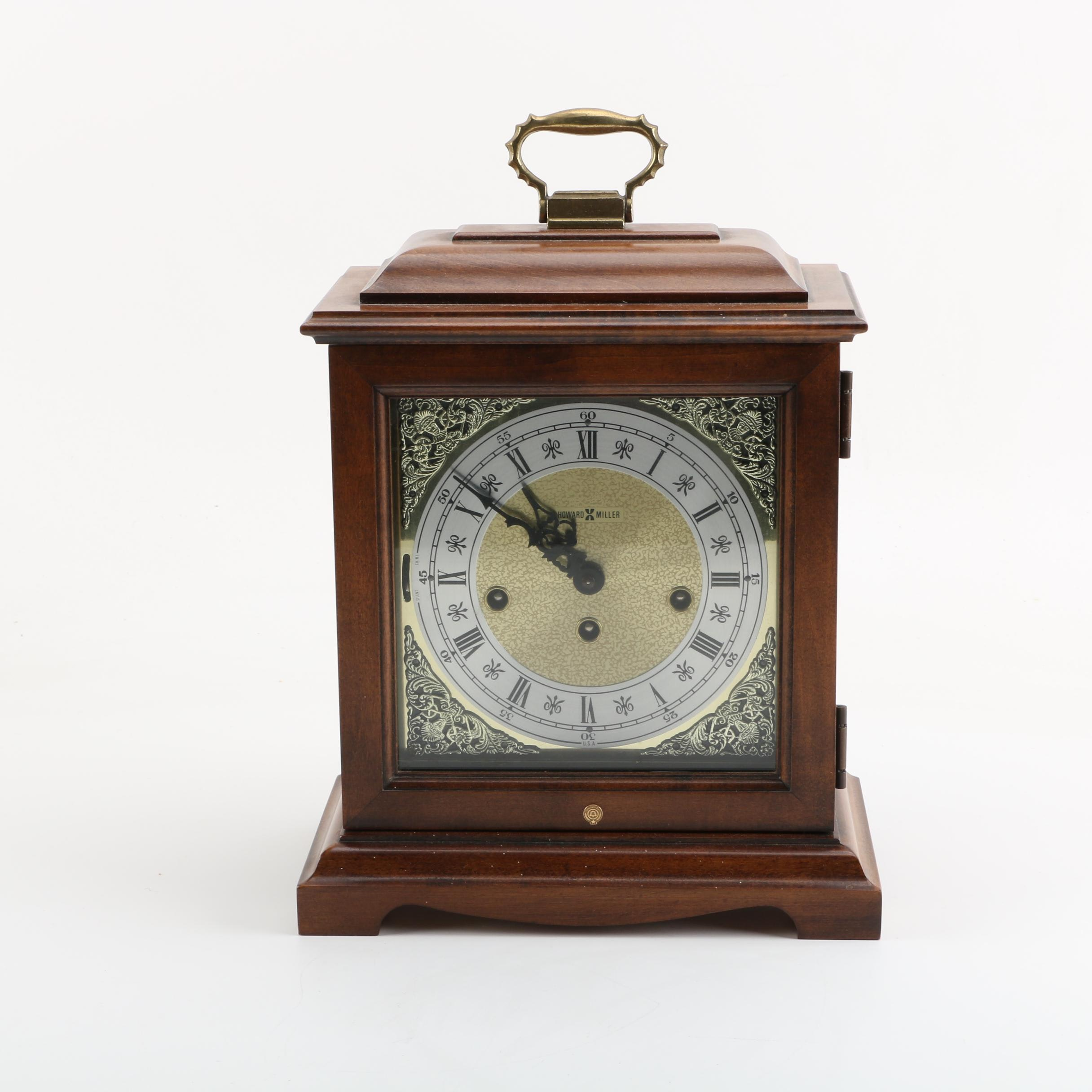 Howard Miller Carriage Style Mantel Clock