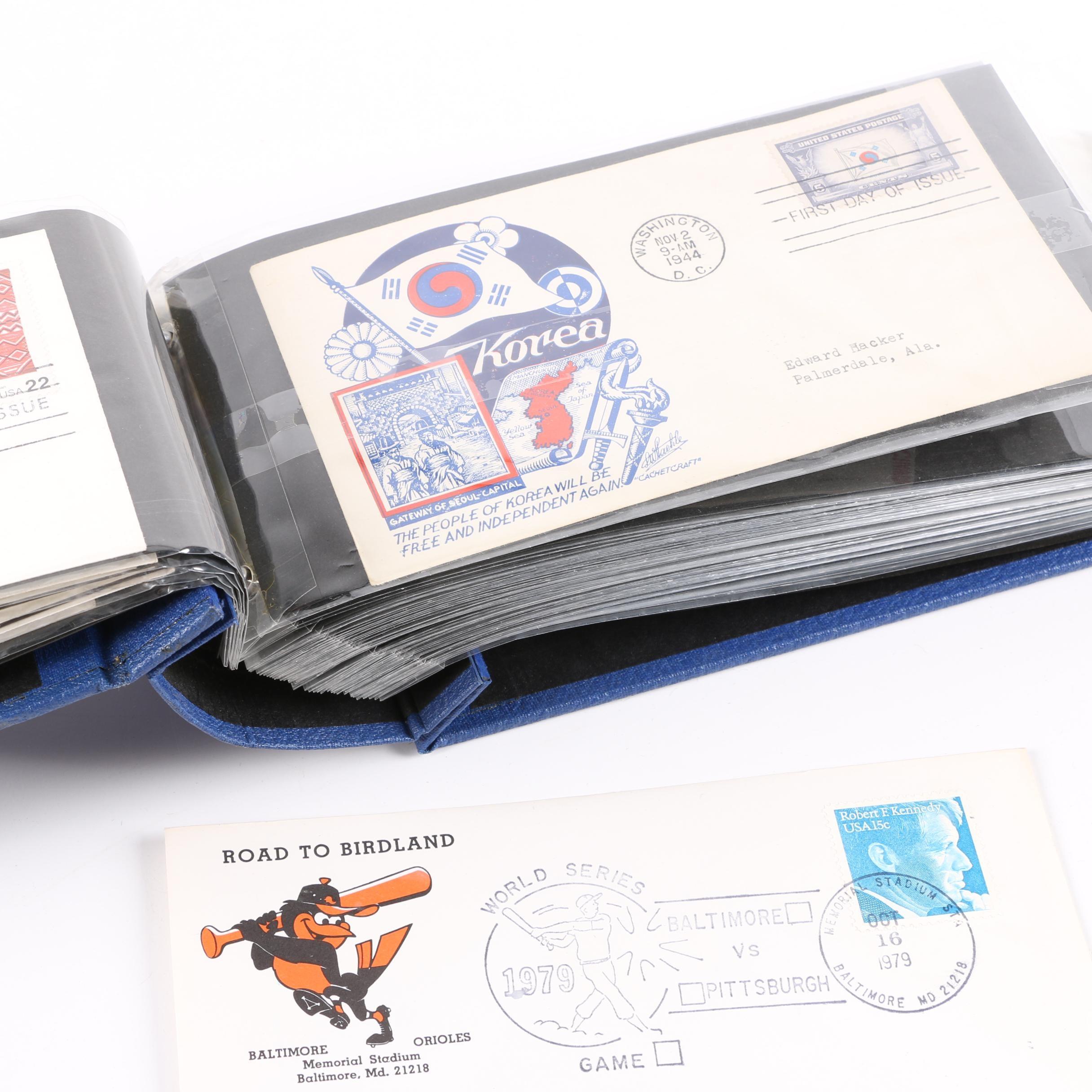 Stamped Envelopes