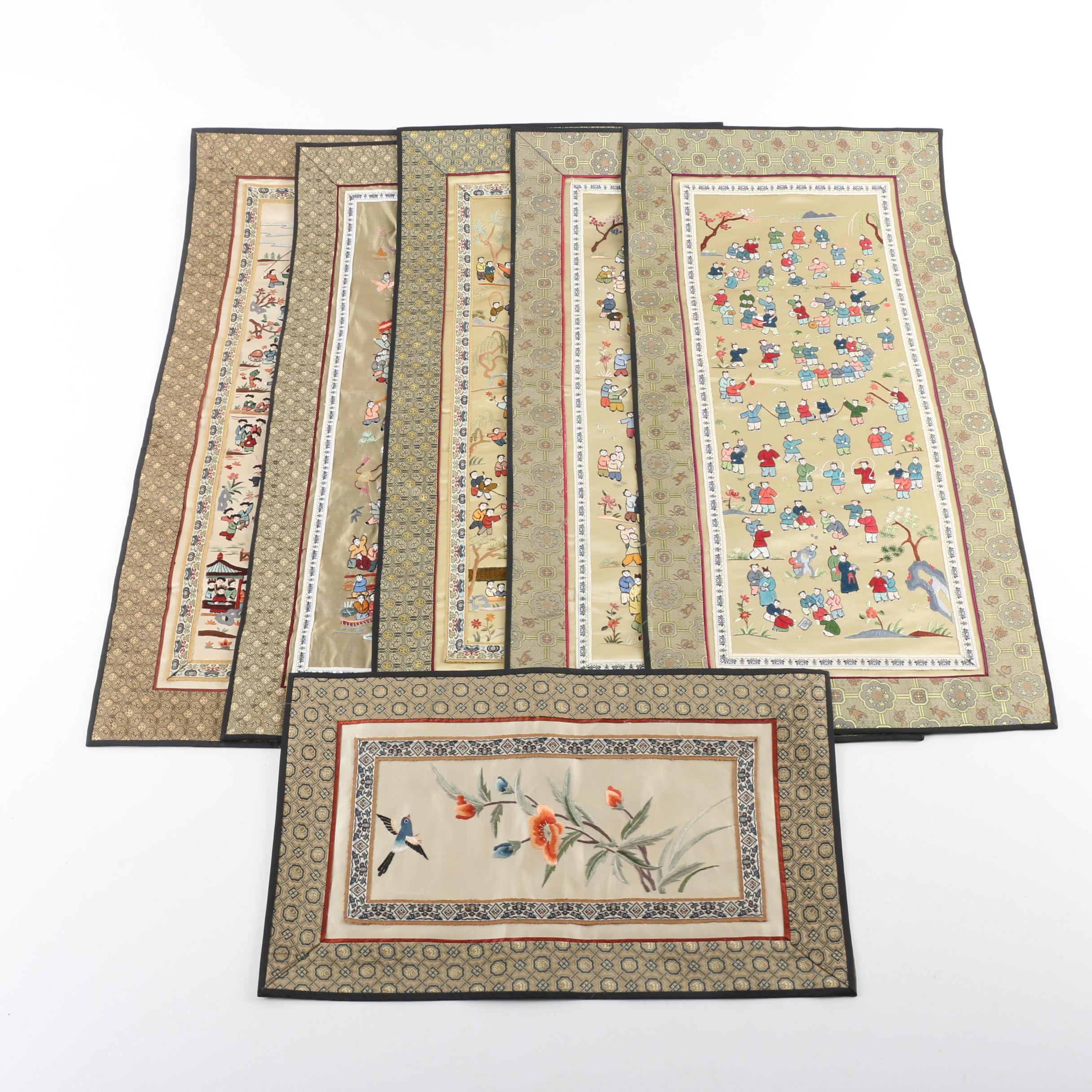 Chinese Embroideries