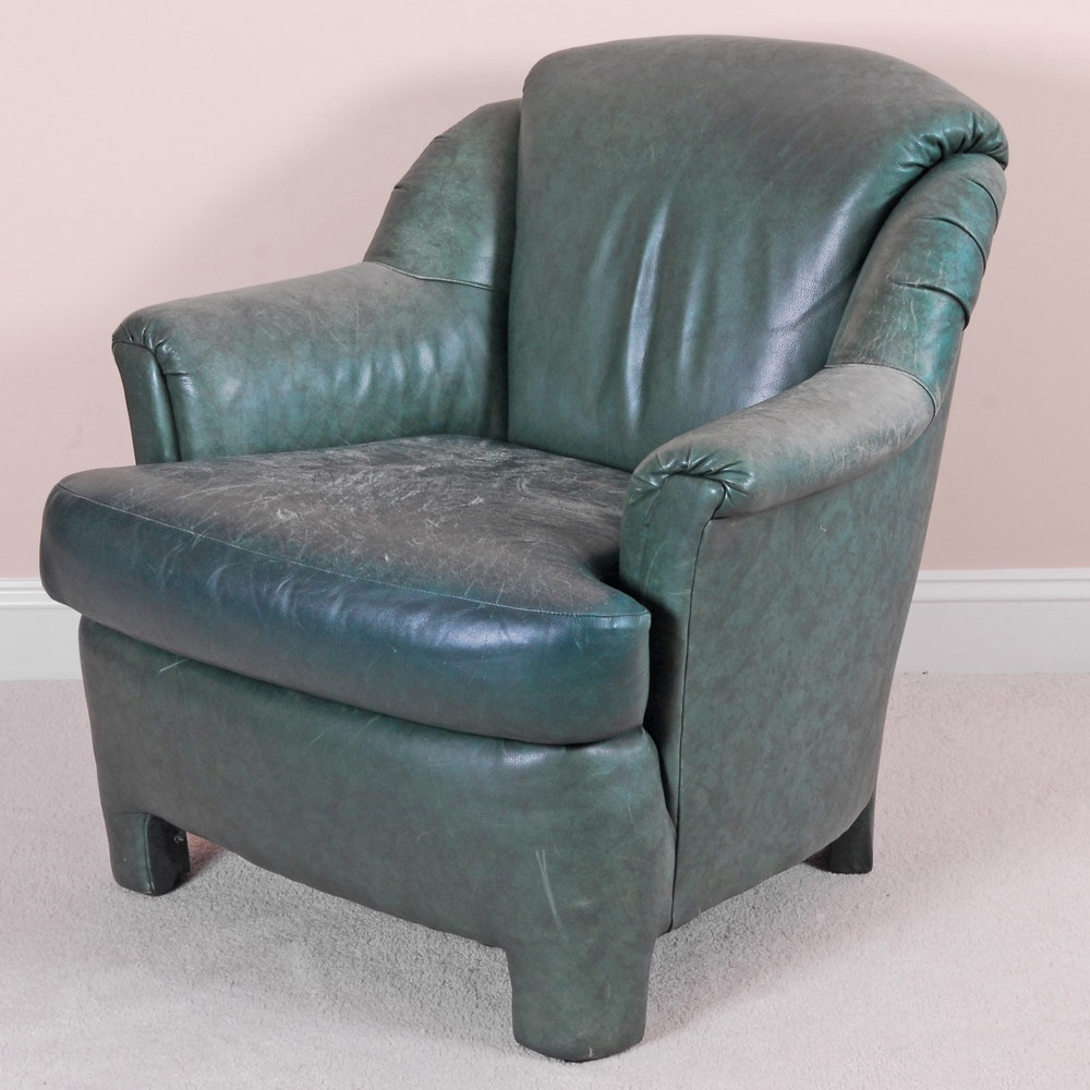 Upholstered Club Chair by Pearson