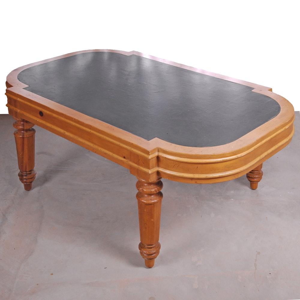 Traditional Style Coffee Table by Baker