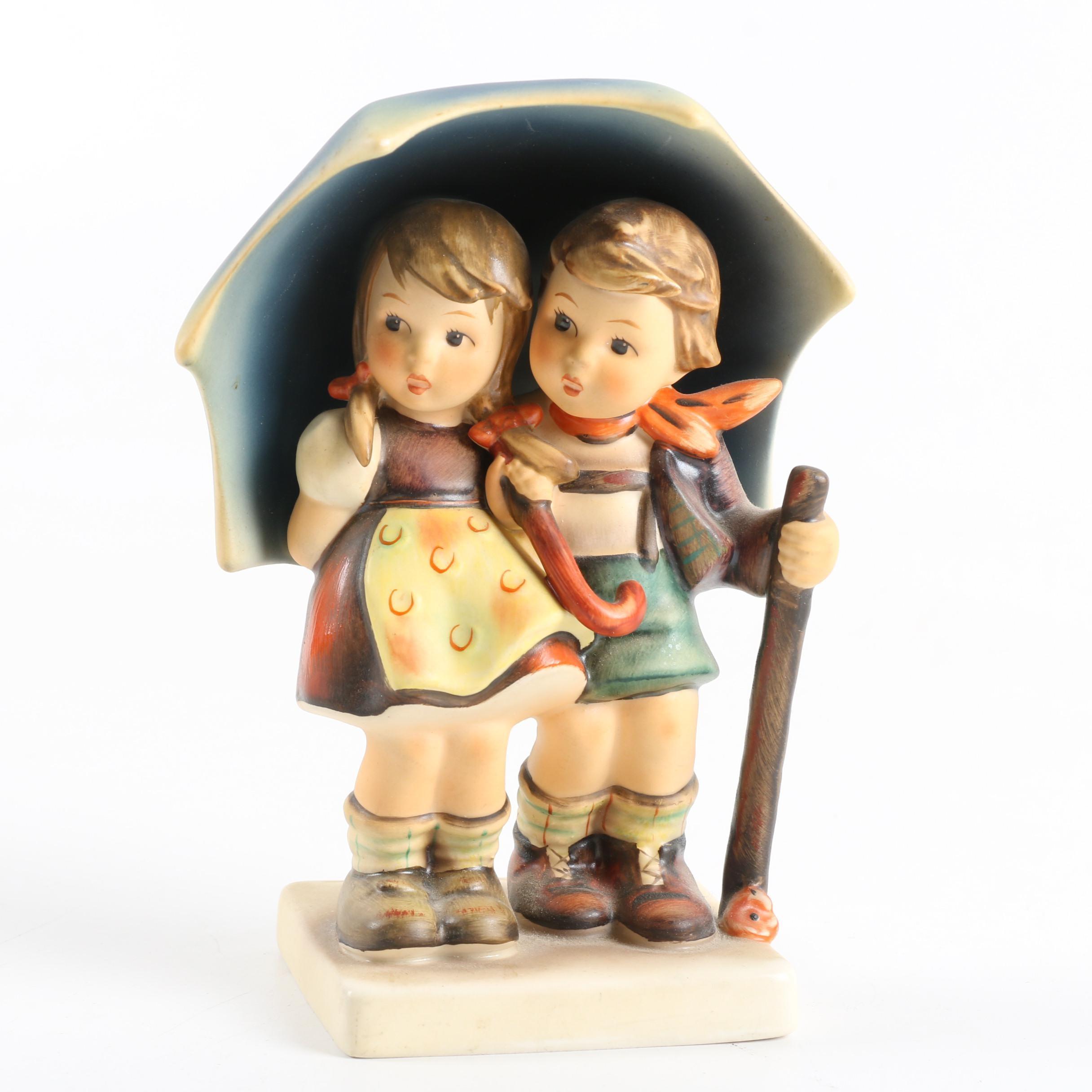 "Hummel ""Stormy Weather"" Figurine"