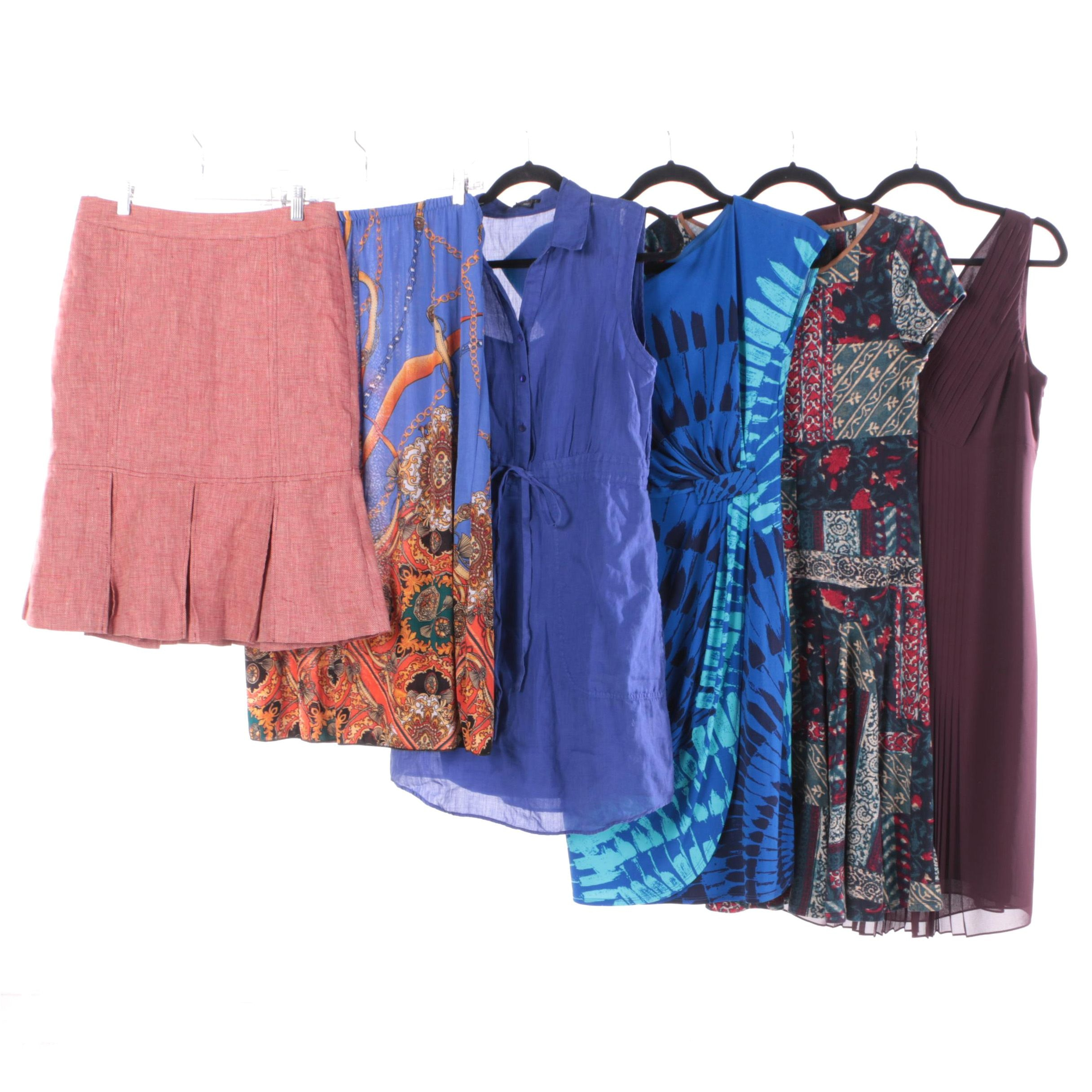 Women's Dresses and Skirts Including Lauren by Ralph Lauren, Theory and H&M