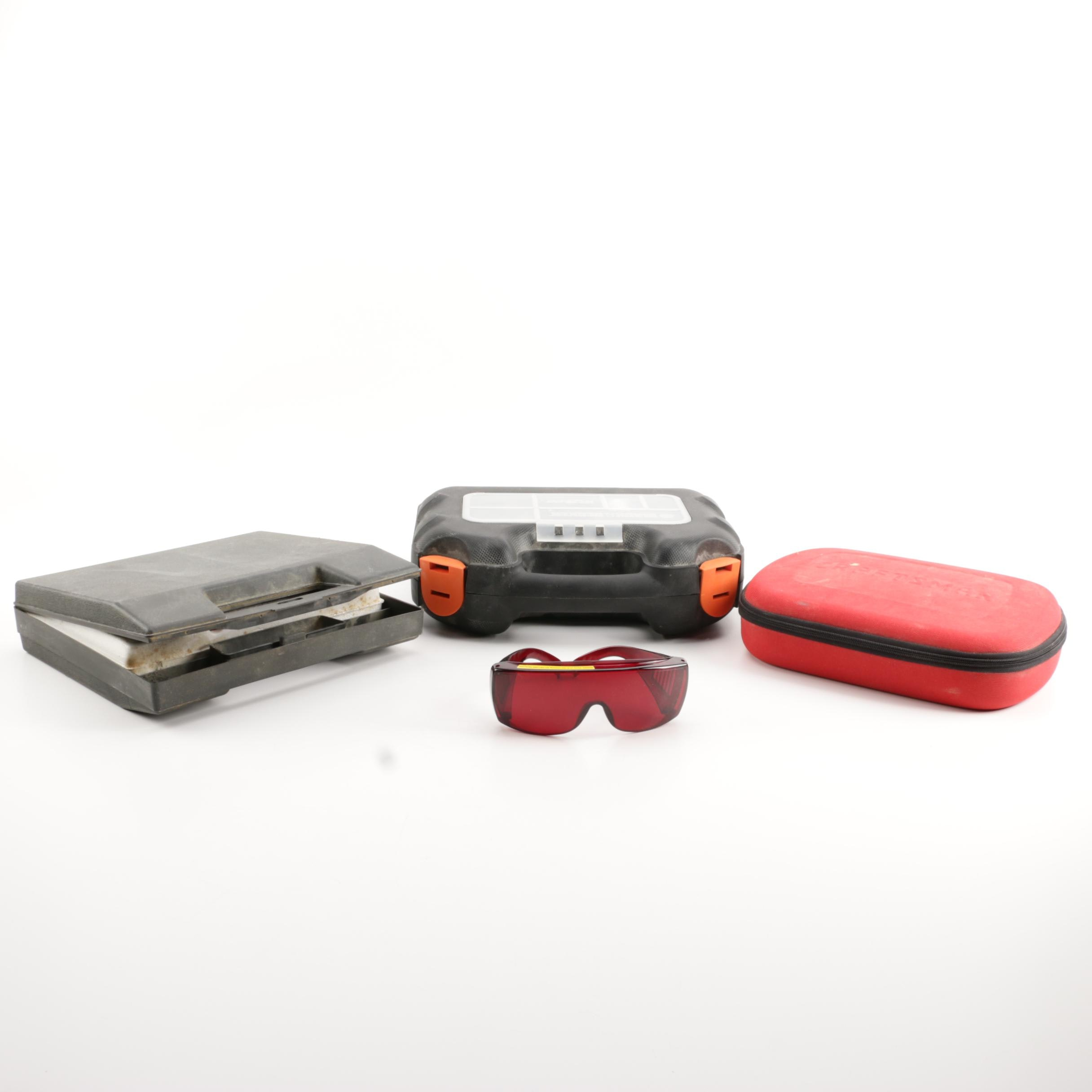 Black & Decker Wizard Rotary Tool, Versapak Battery Charger and Other Tools