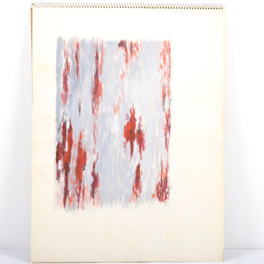 James Yoko Sketchbook