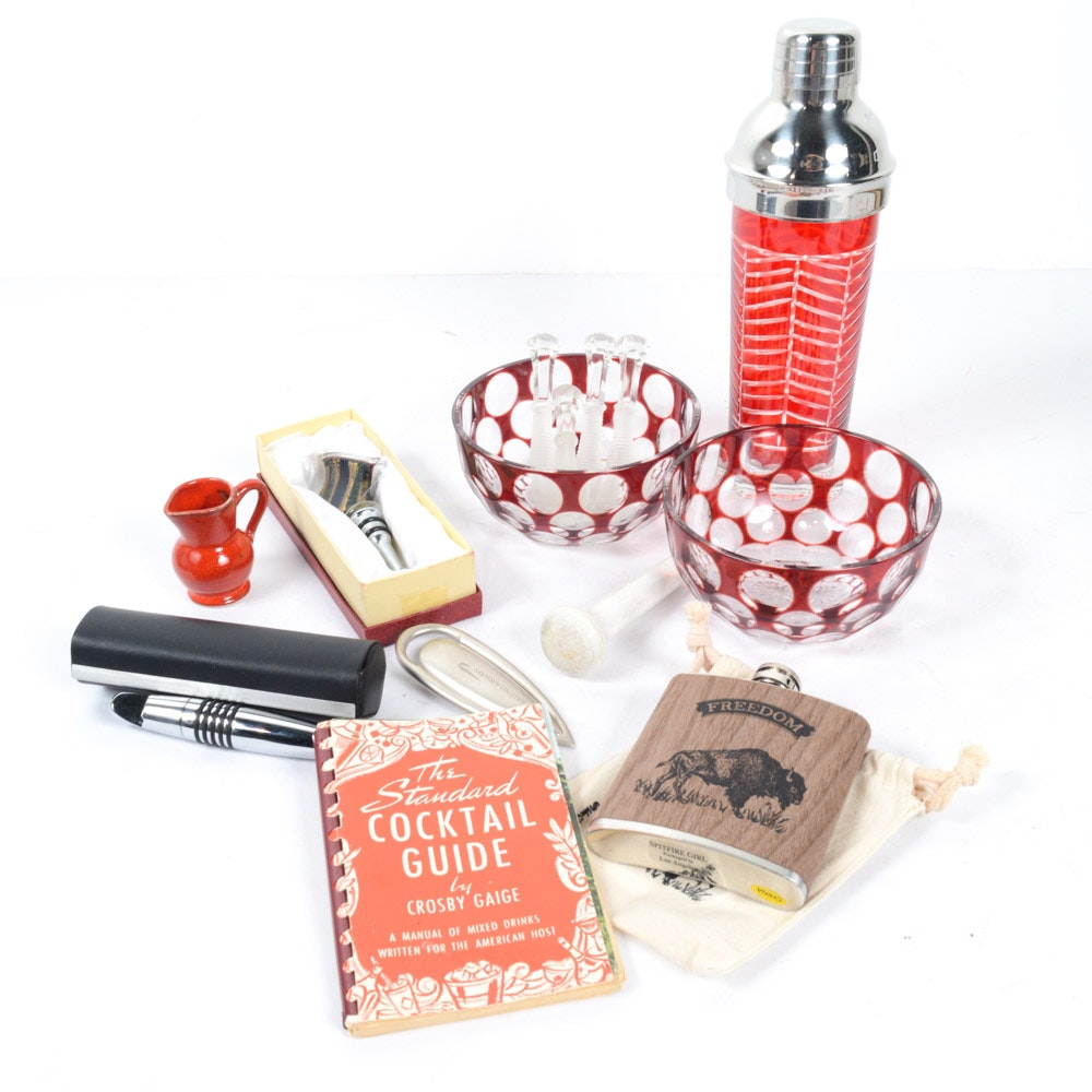 Cocktail and Barware Collection