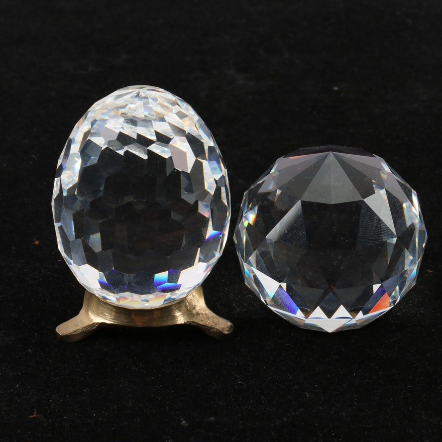 Swarovski Crystal Prisms   EBTH b6f008d212