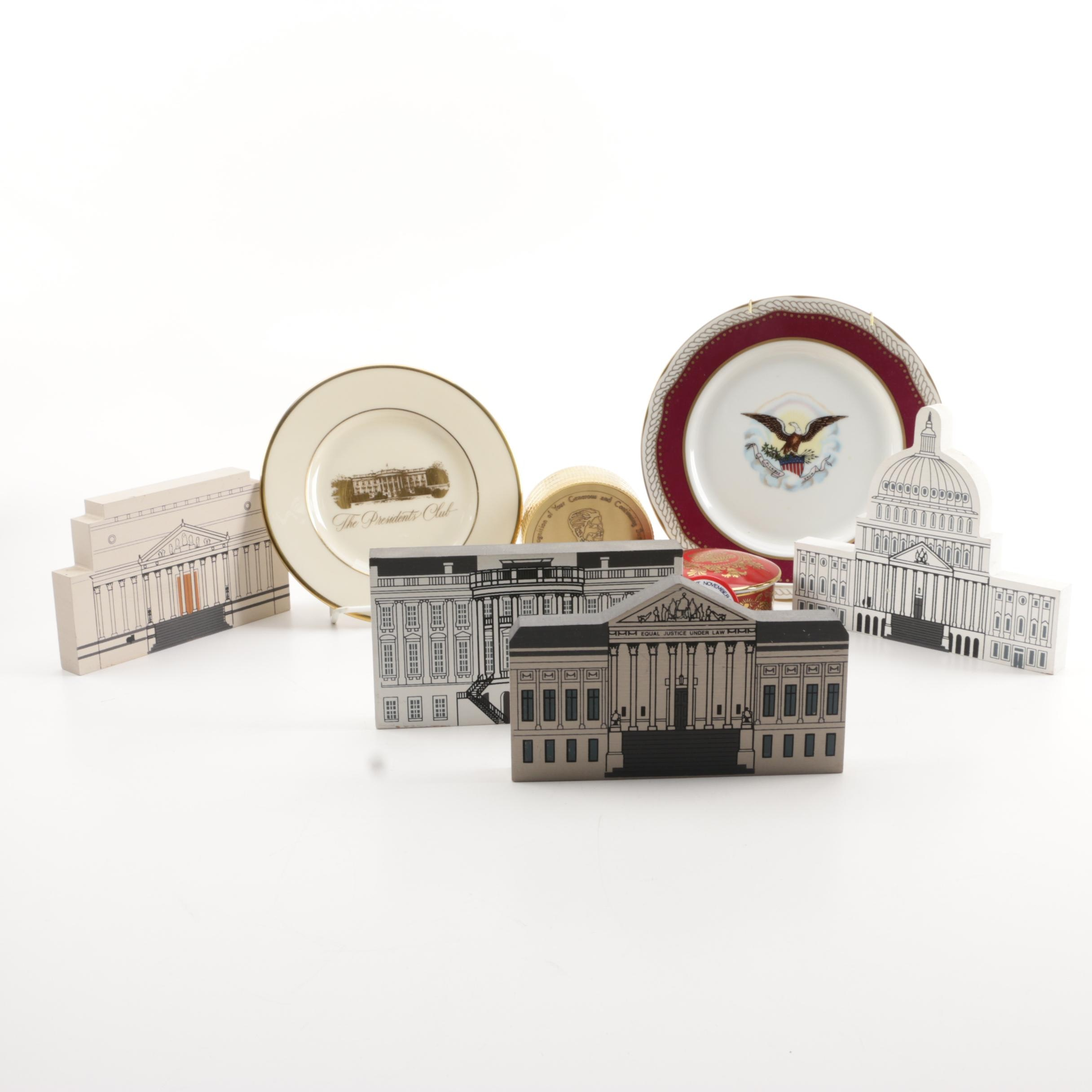 White House and Presidential Collectibles