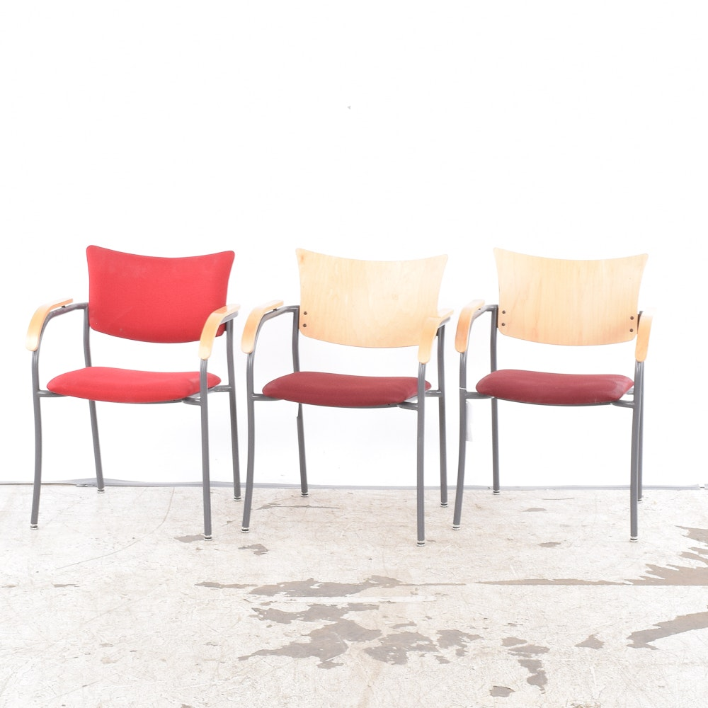 """Companion"" Chairs by Versteel"