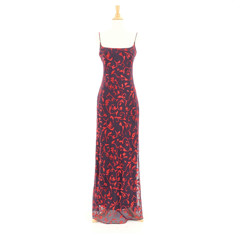 Vintage Overlay Dress