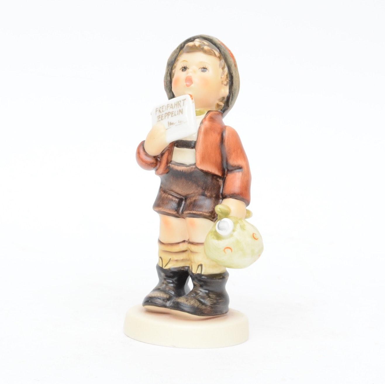 "Hummel ""Free Flight"" Figurine"