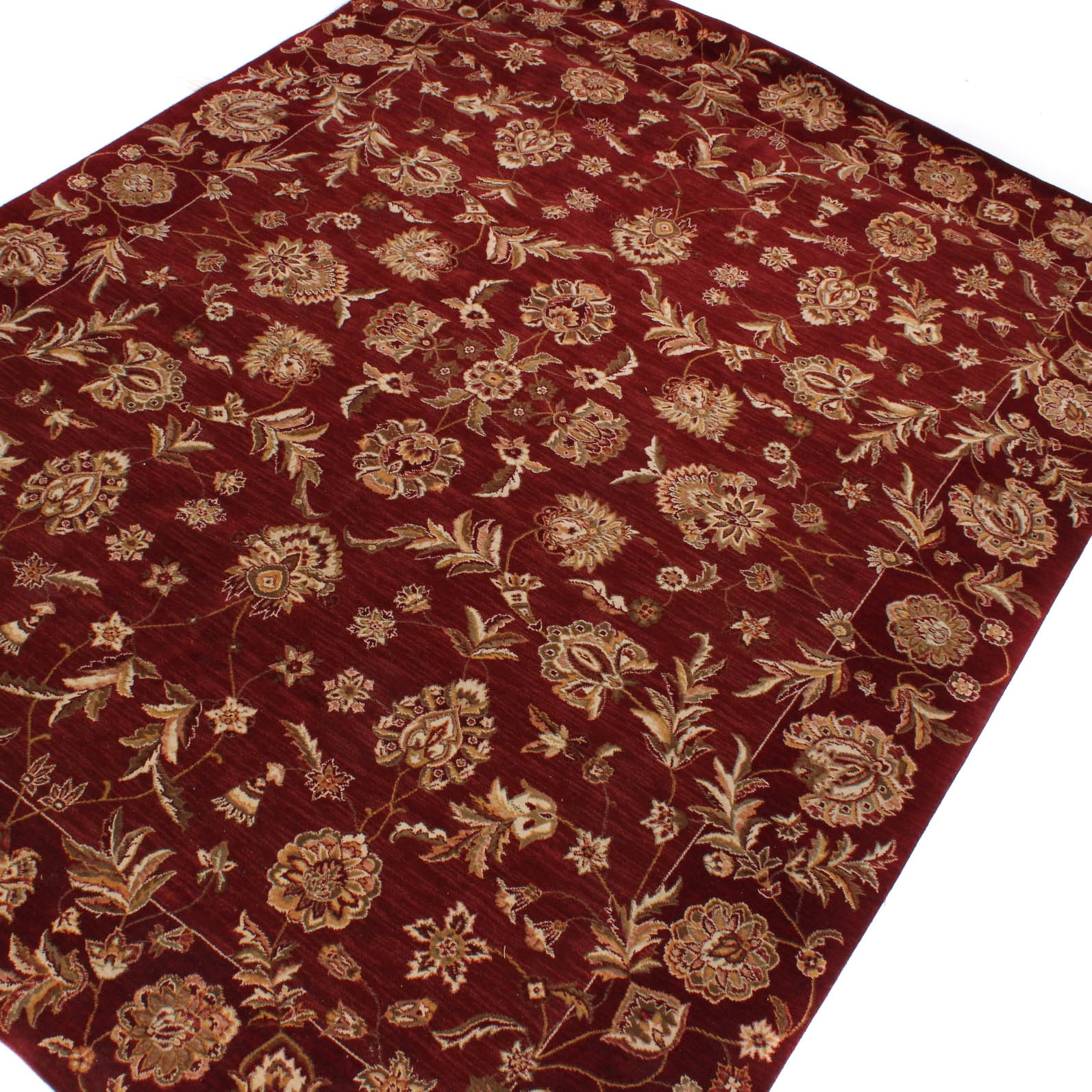 Power Loomed Persian Style Area Rug
