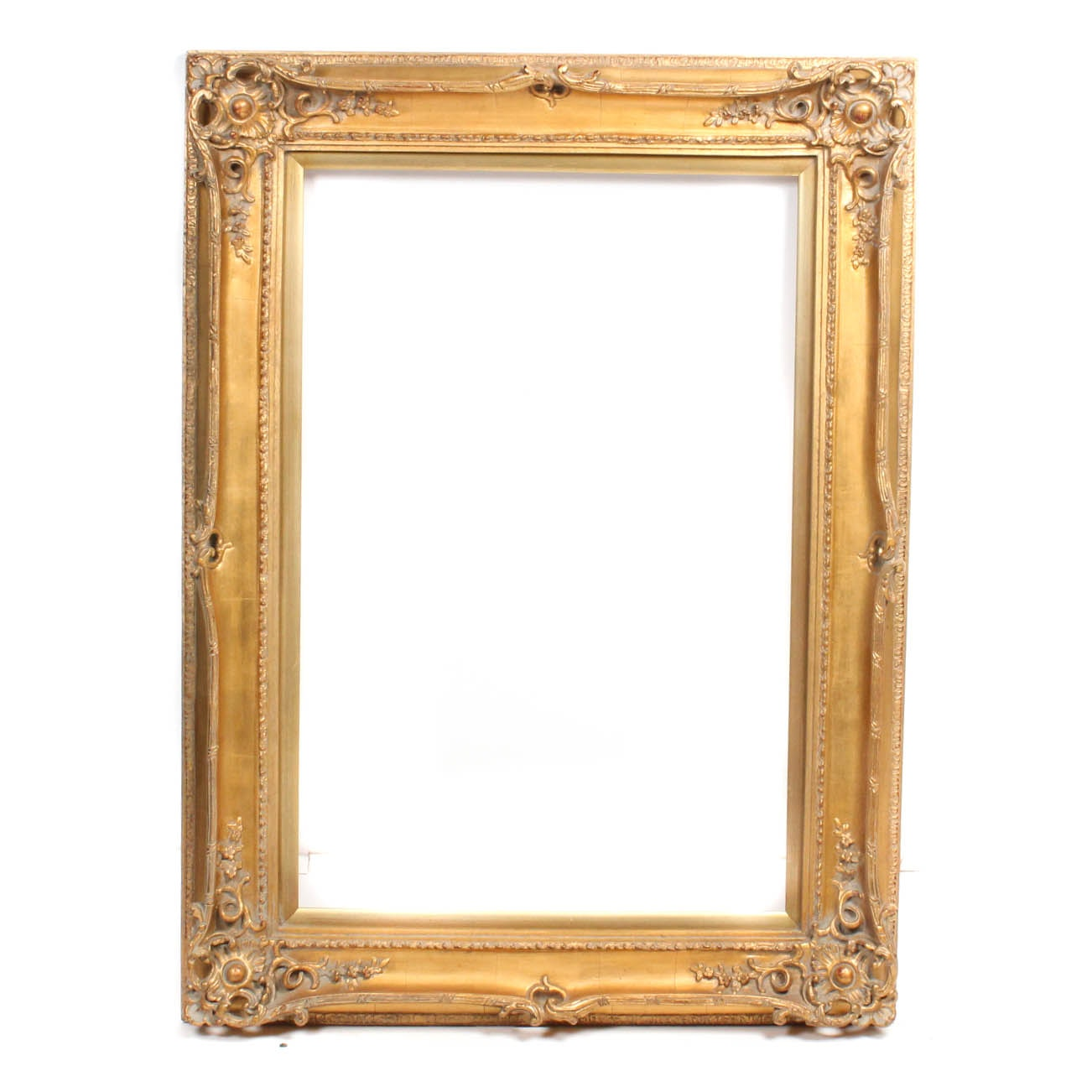Large Decorative Gilt Frame