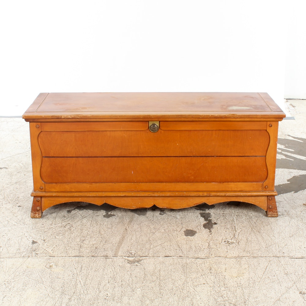 Cedar Lined Chest by Cavalier
