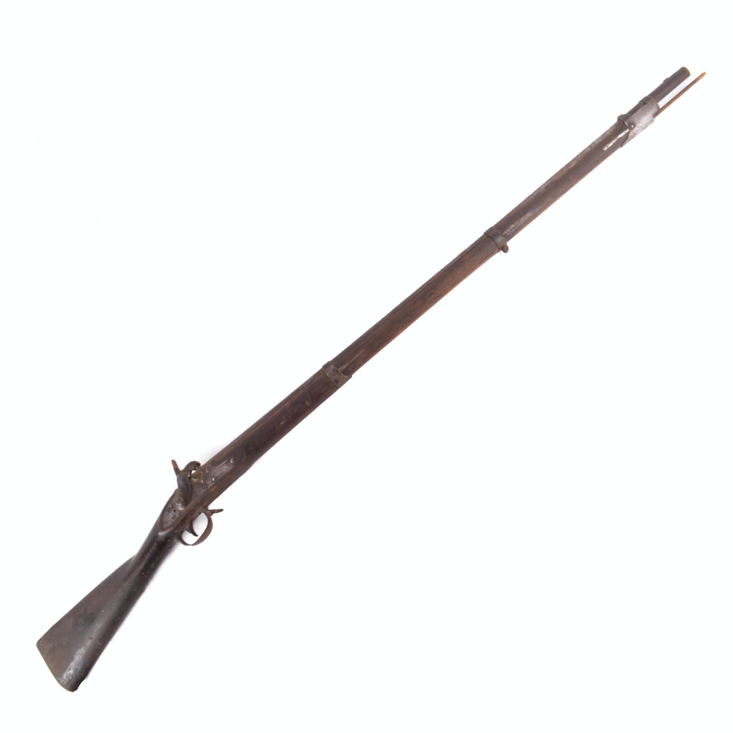 Antique Springfield Rifle Model 1825