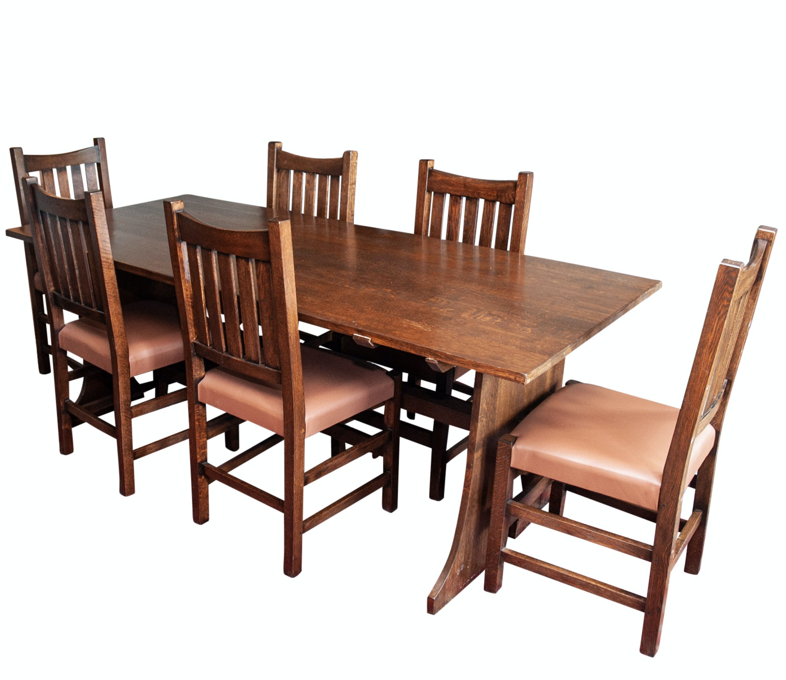 Mid Century Dining Table Set