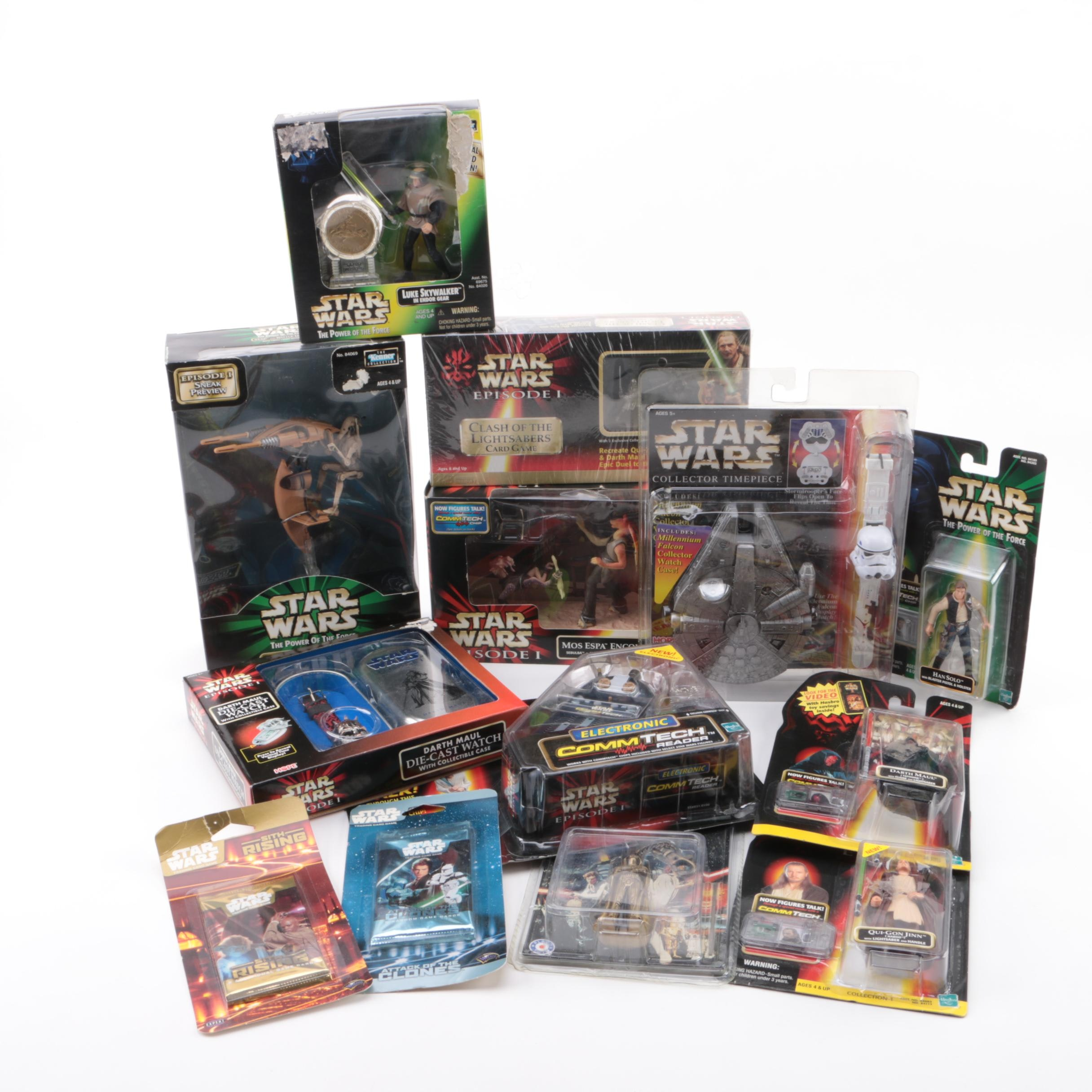 """""""Star Wars"""" Action Figures and Collectibles"""