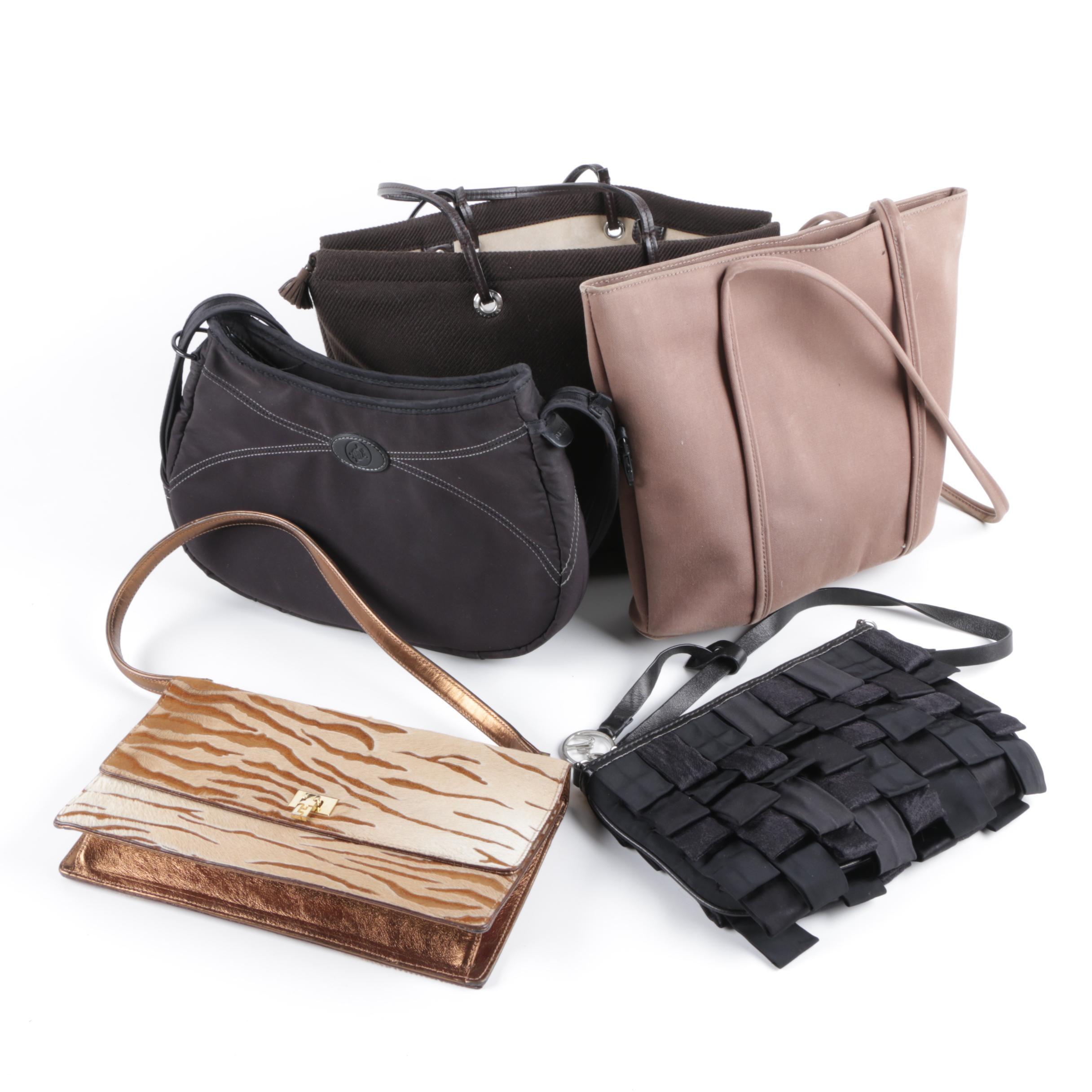 Shoulder Bags Including Lamberston Truex, Max Azria, Tano and Anya Hindmarch