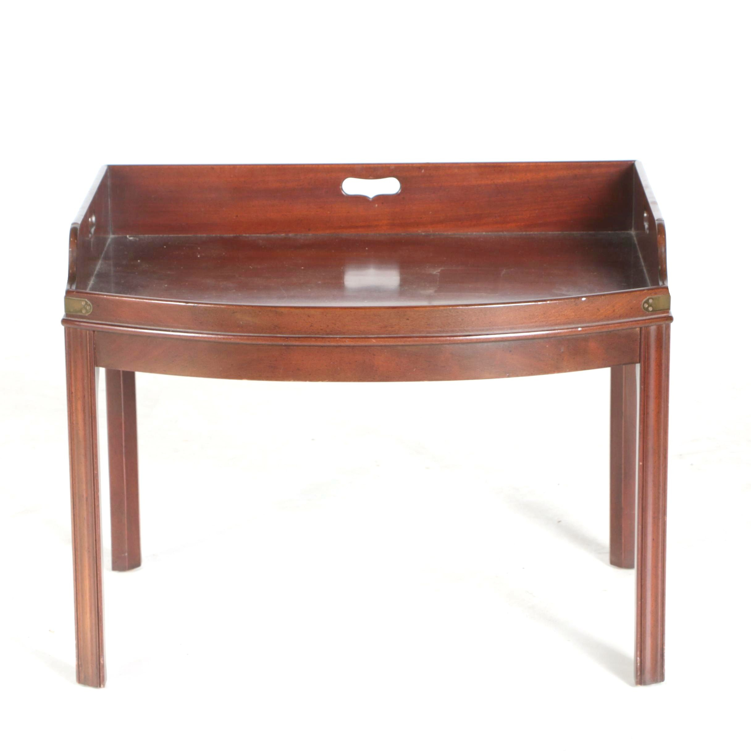 Vintage Federal Style Coffee Table by Kittinger
