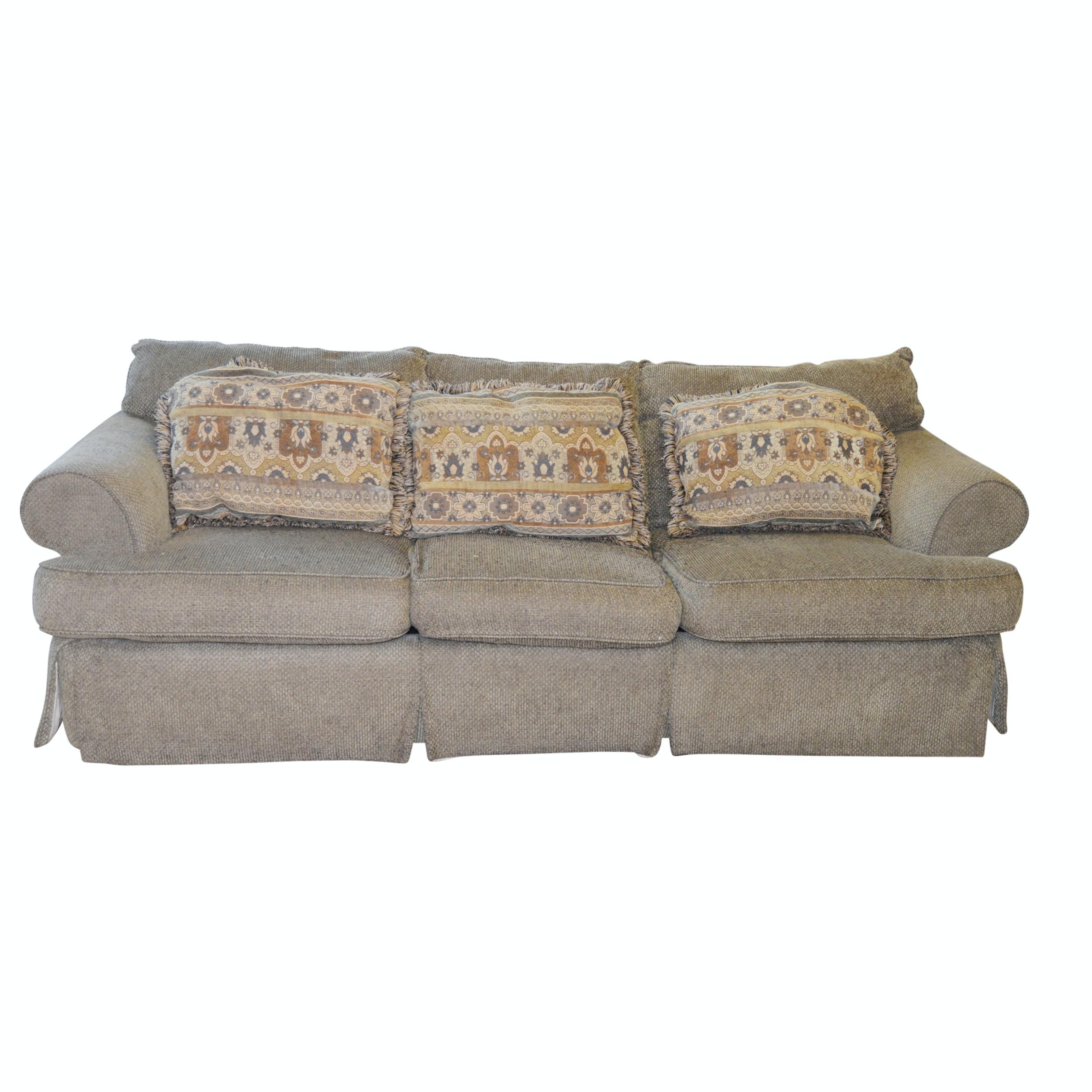 Sofa Express Upholstered Sleeper Sofa