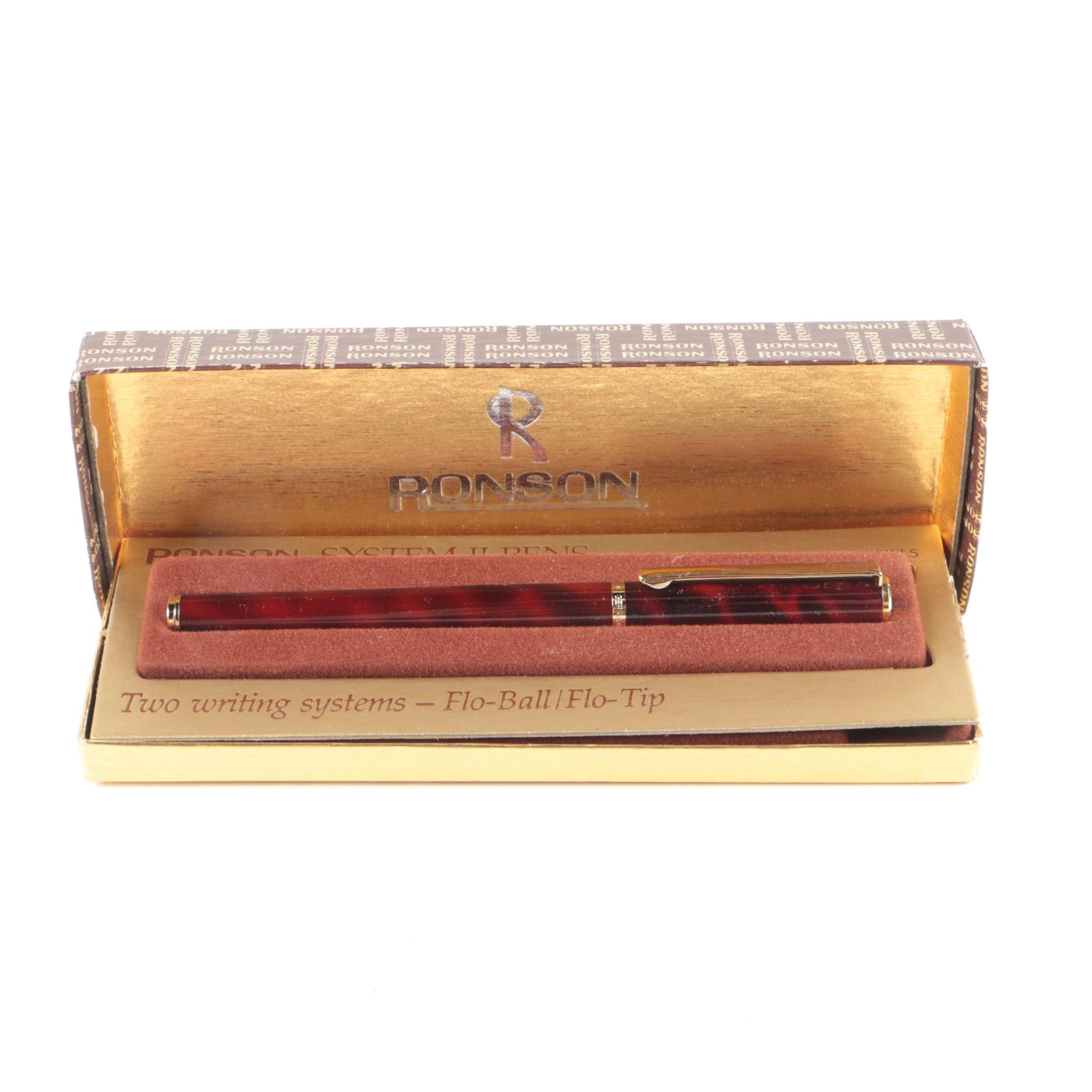 Ronson System II Pen