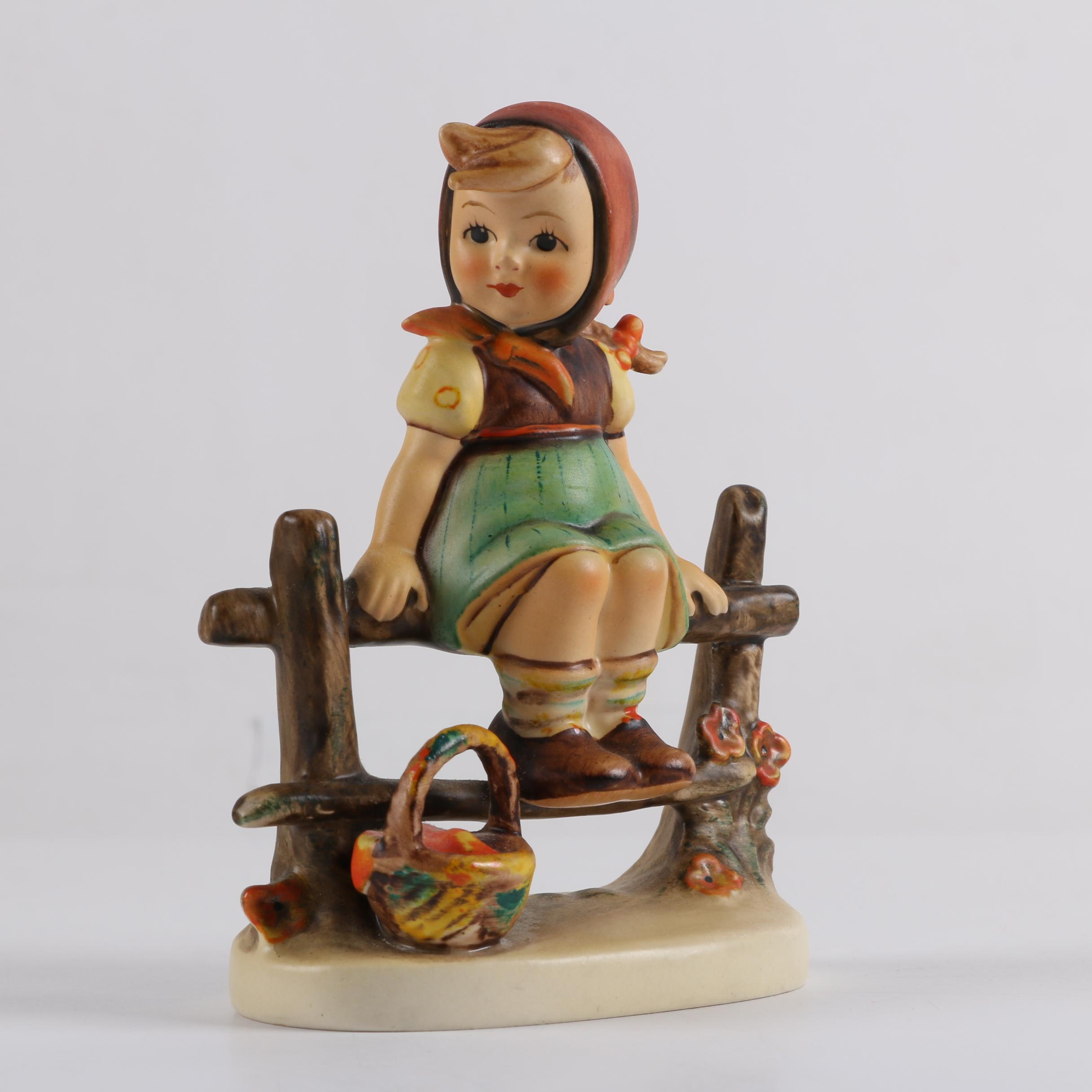 "Goebel ""Just Resting"" Figurine"