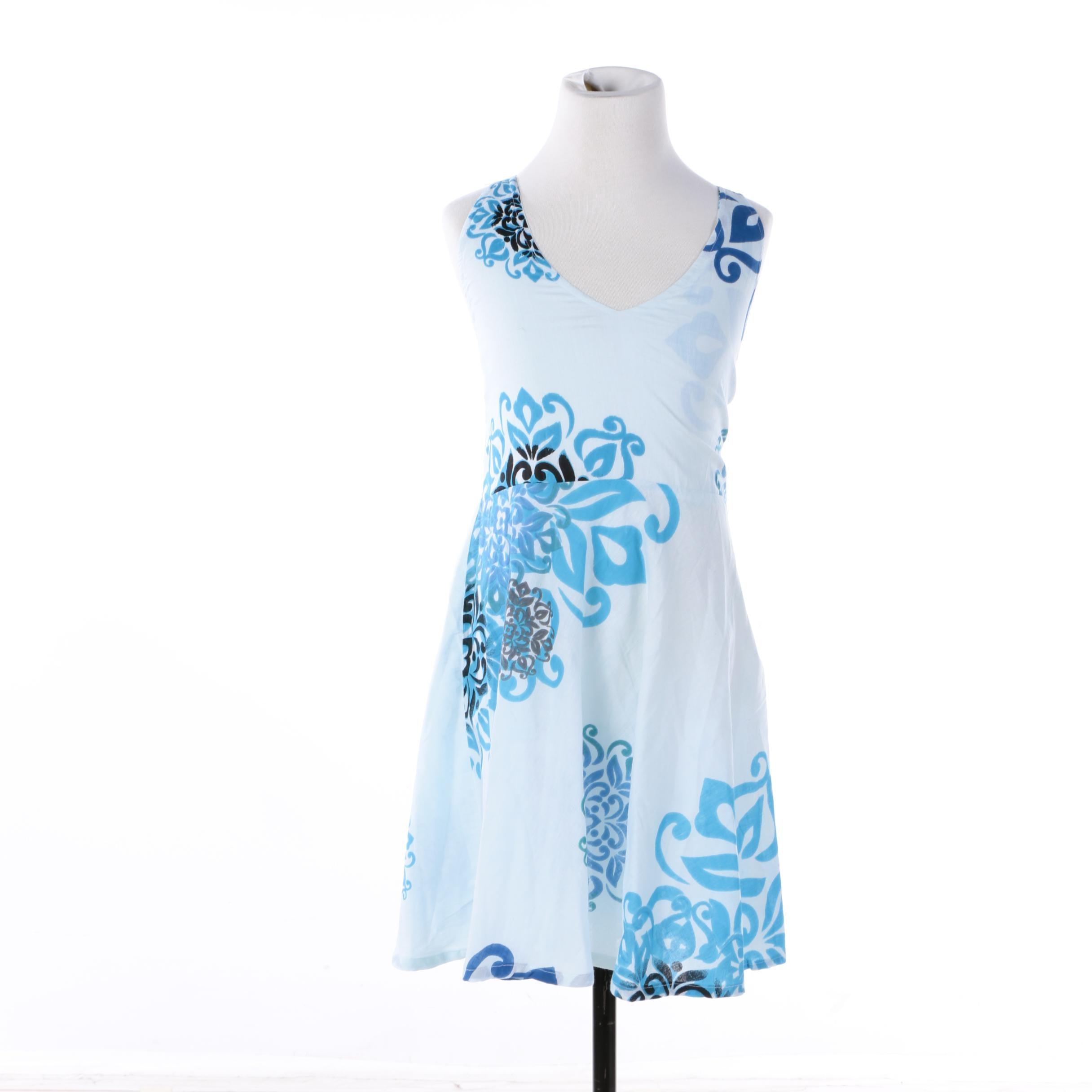 Girls' Aller Simplement Print Dress