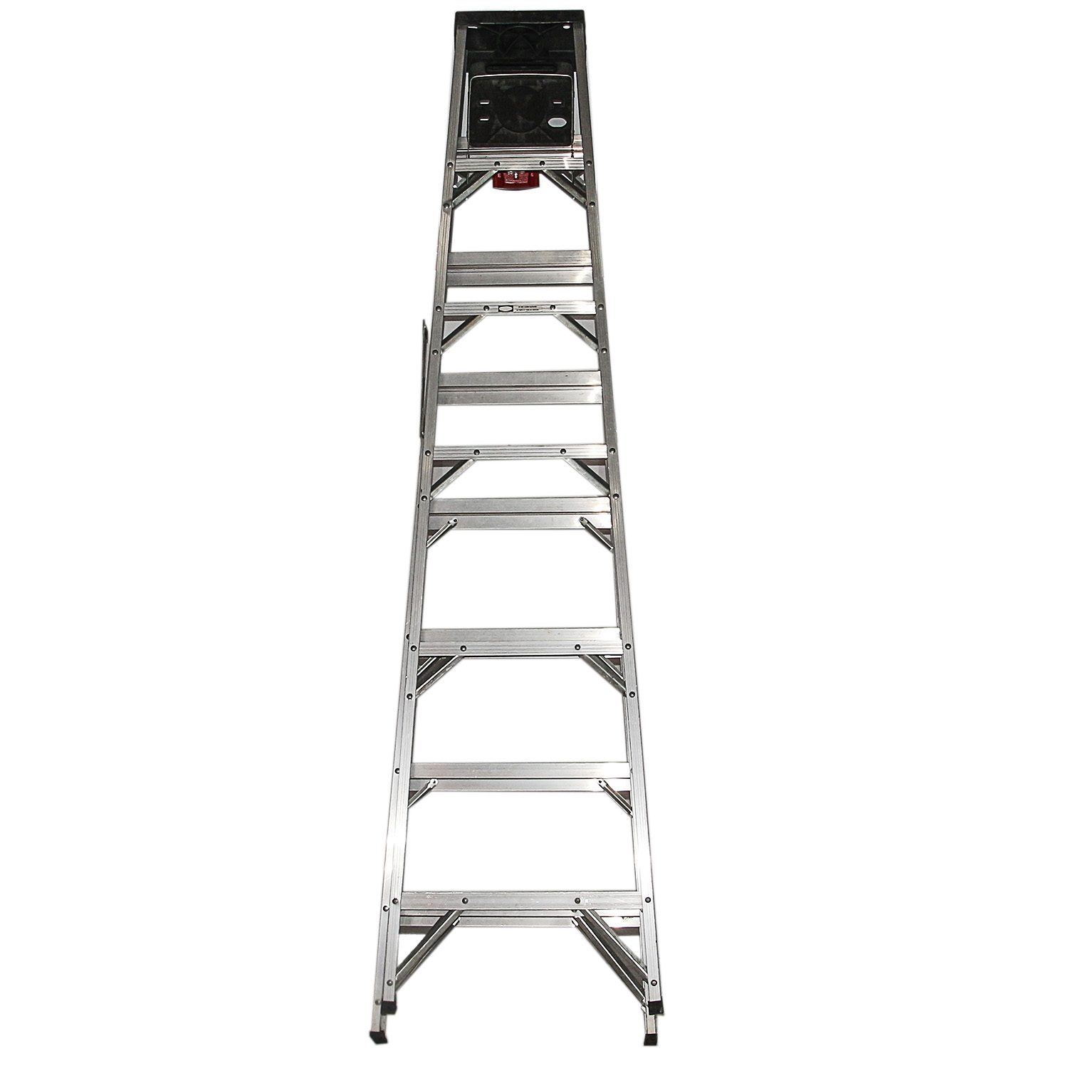 Husky 8 Aluminum Step Ladder EBTH